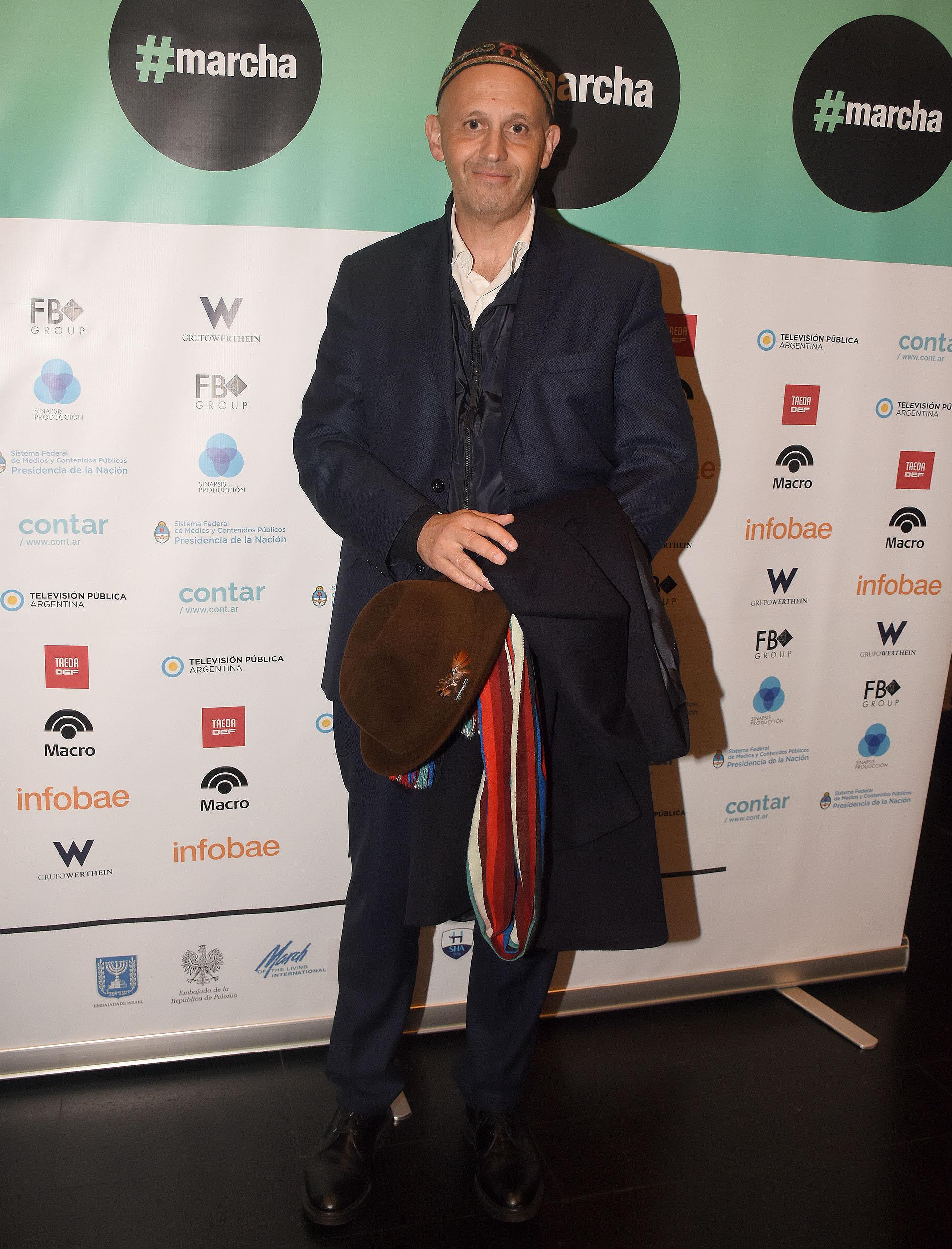 Sergio Bergman, ministro de Ambiente y Desarrollo Sustentable