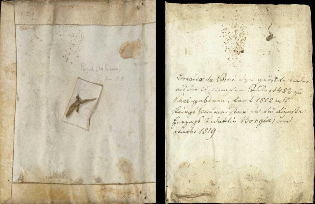 Los cuadernos de Leonardo da Vinci revelan la profundidad de su espíritu innovador.