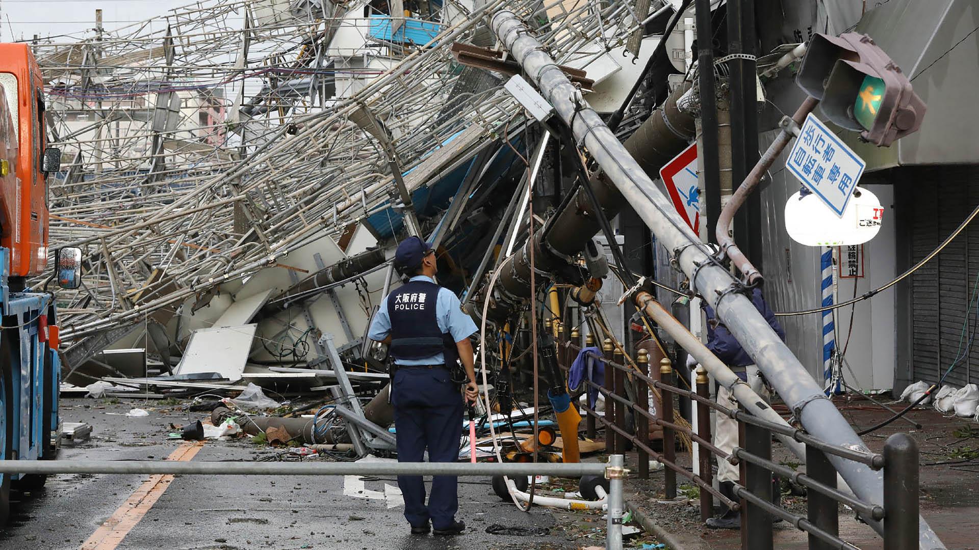 Al menos 11 personas murieron y 300 resultaron heridas (AFP)