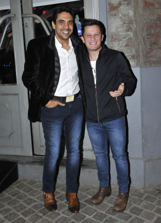 Coco Fernández y Darío Lopilato