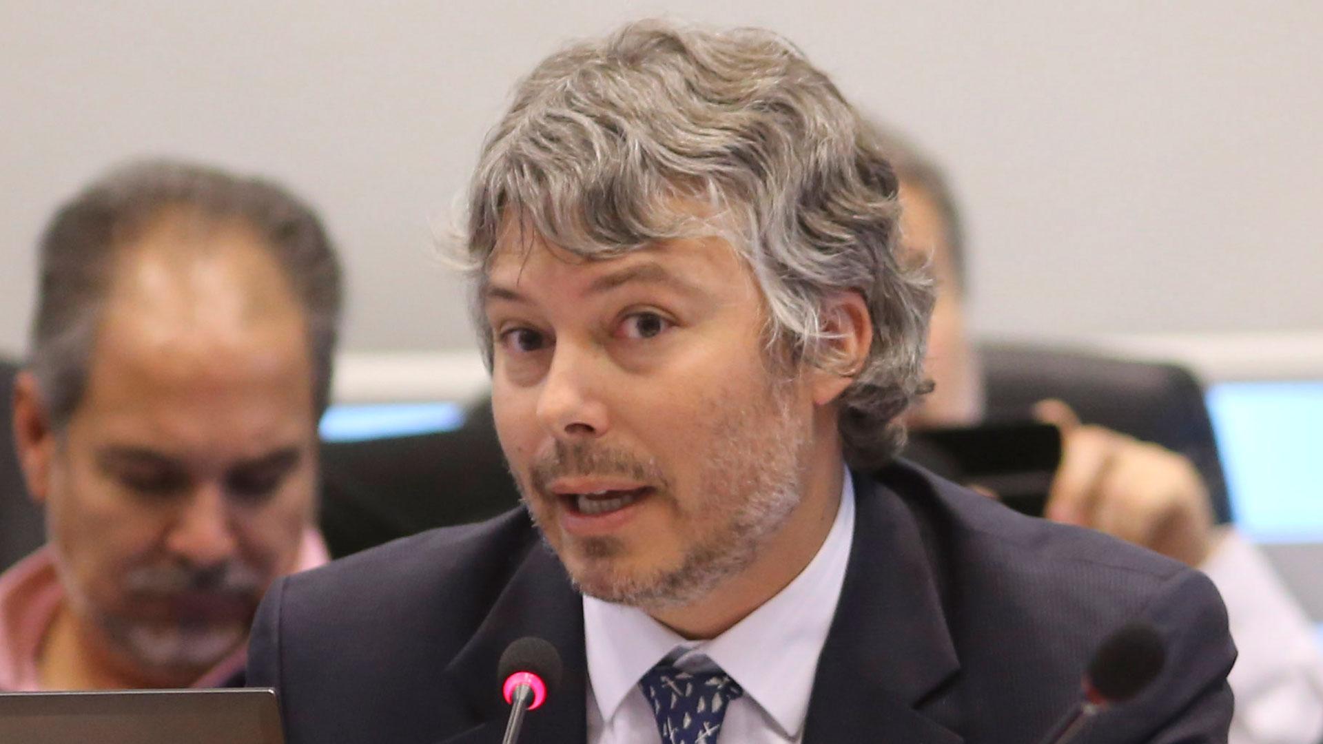 Mariano Federici, titular de la Unidad de Información Financiera (NA)