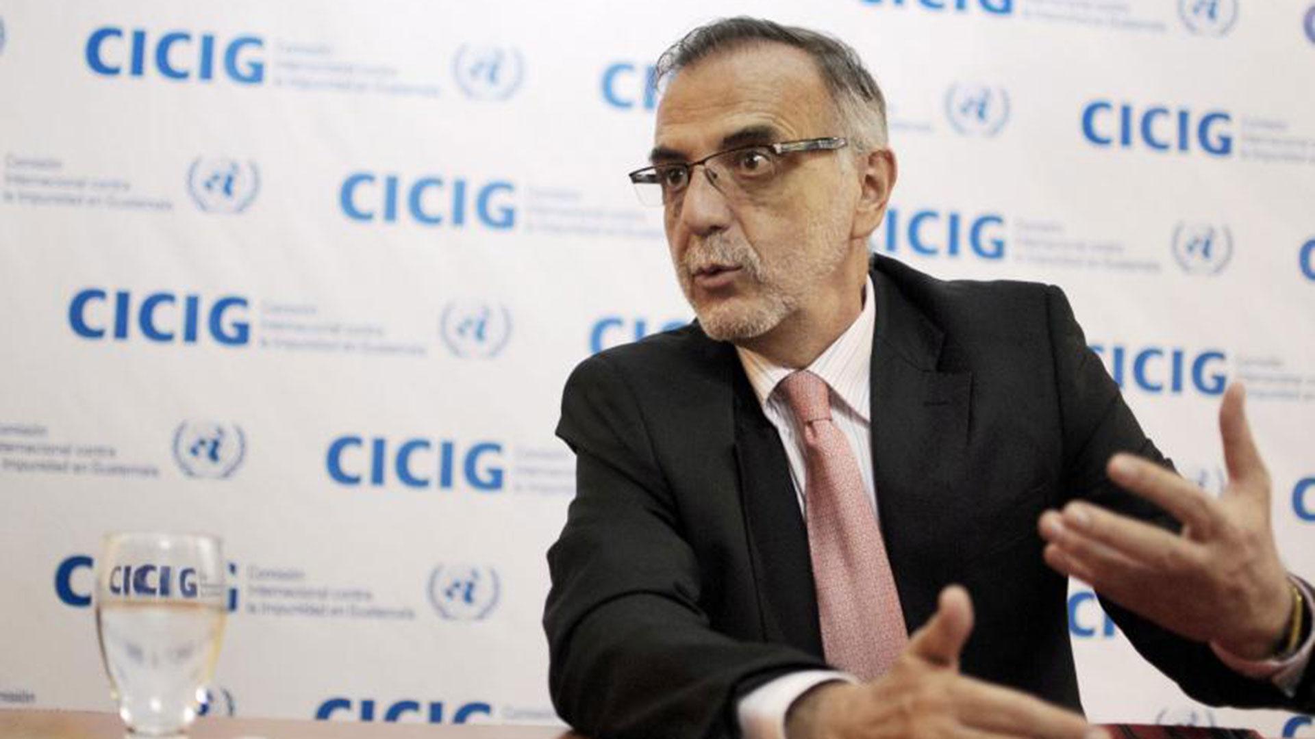 Iván Velázquez es otro de los colombiano que hace parte de la comisión.