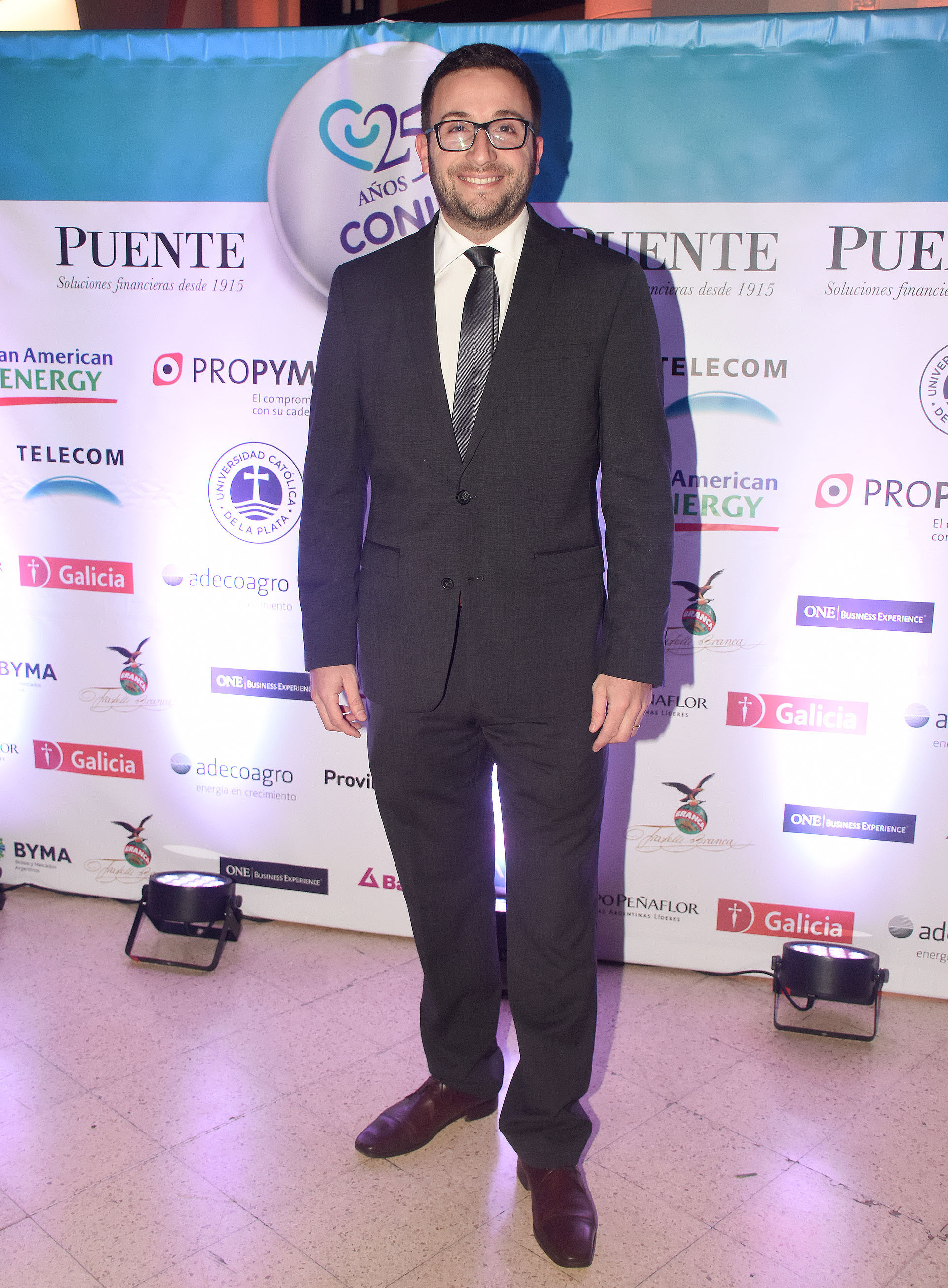 Gaston Vigo Gasparoti, director de Desarrollo de Recursos de Fundación CONIN Argentina