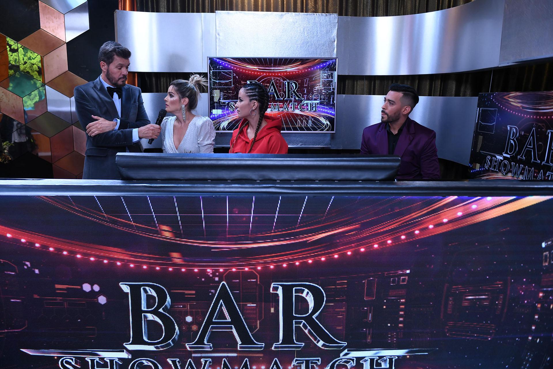 El BAR entró por primera vez en escena a pedido de la pareja de El Pollo Álvarez