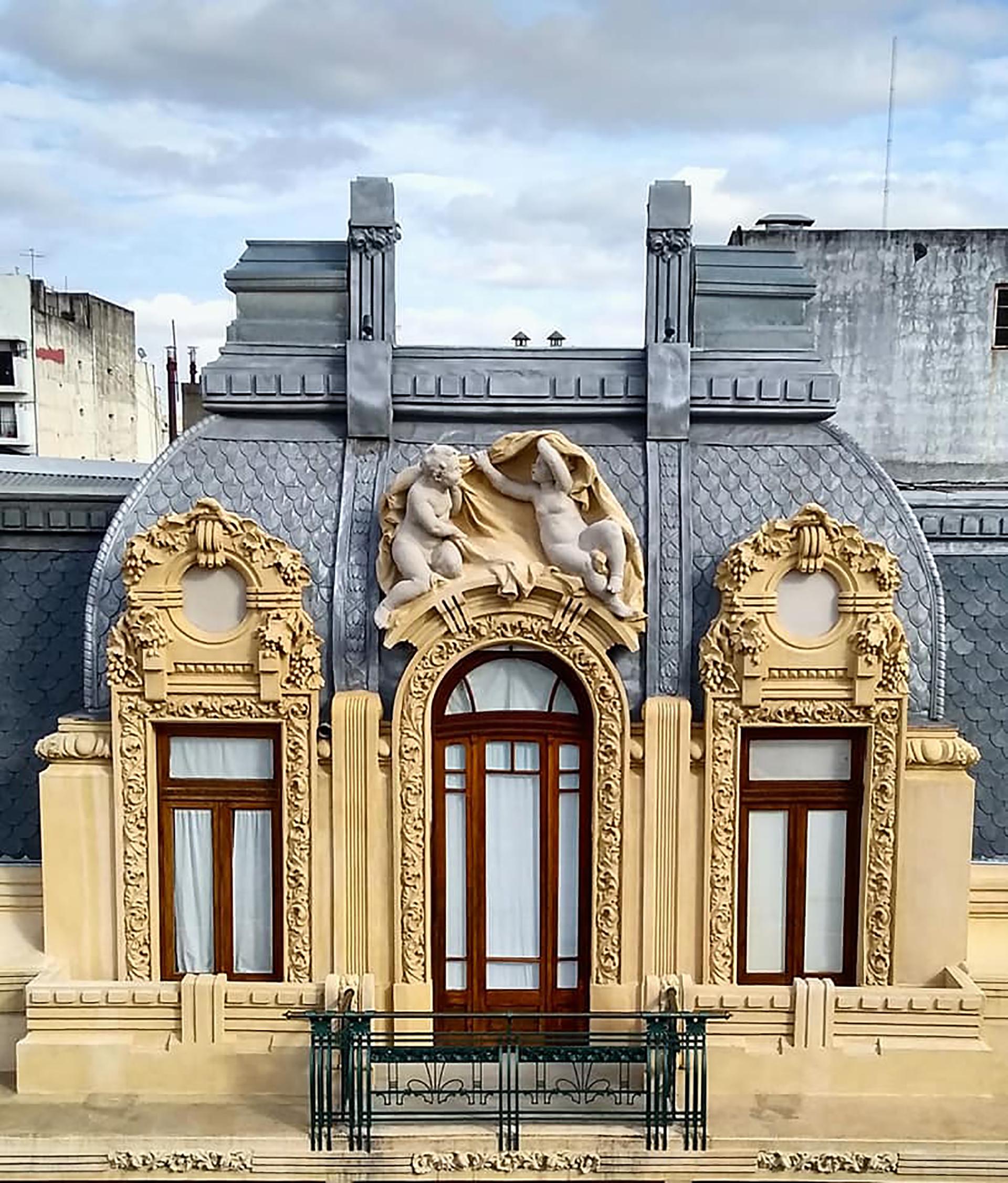 Casa Calise, otro icono porteño (Restaurando Casa Calise)