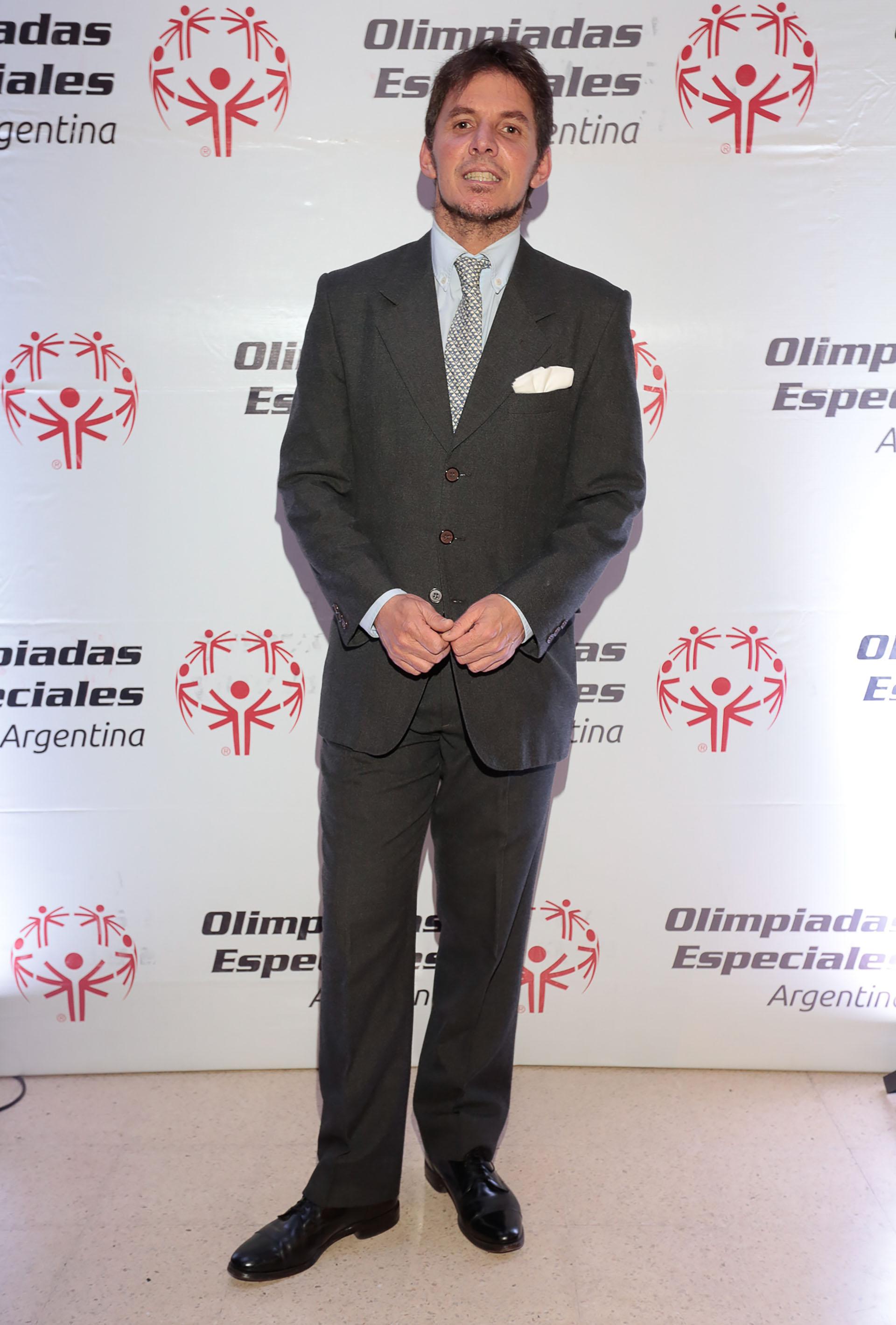 Gerard Confalonieri (Relaciones Públicas de Olimpíadas Especiales Argentinas)