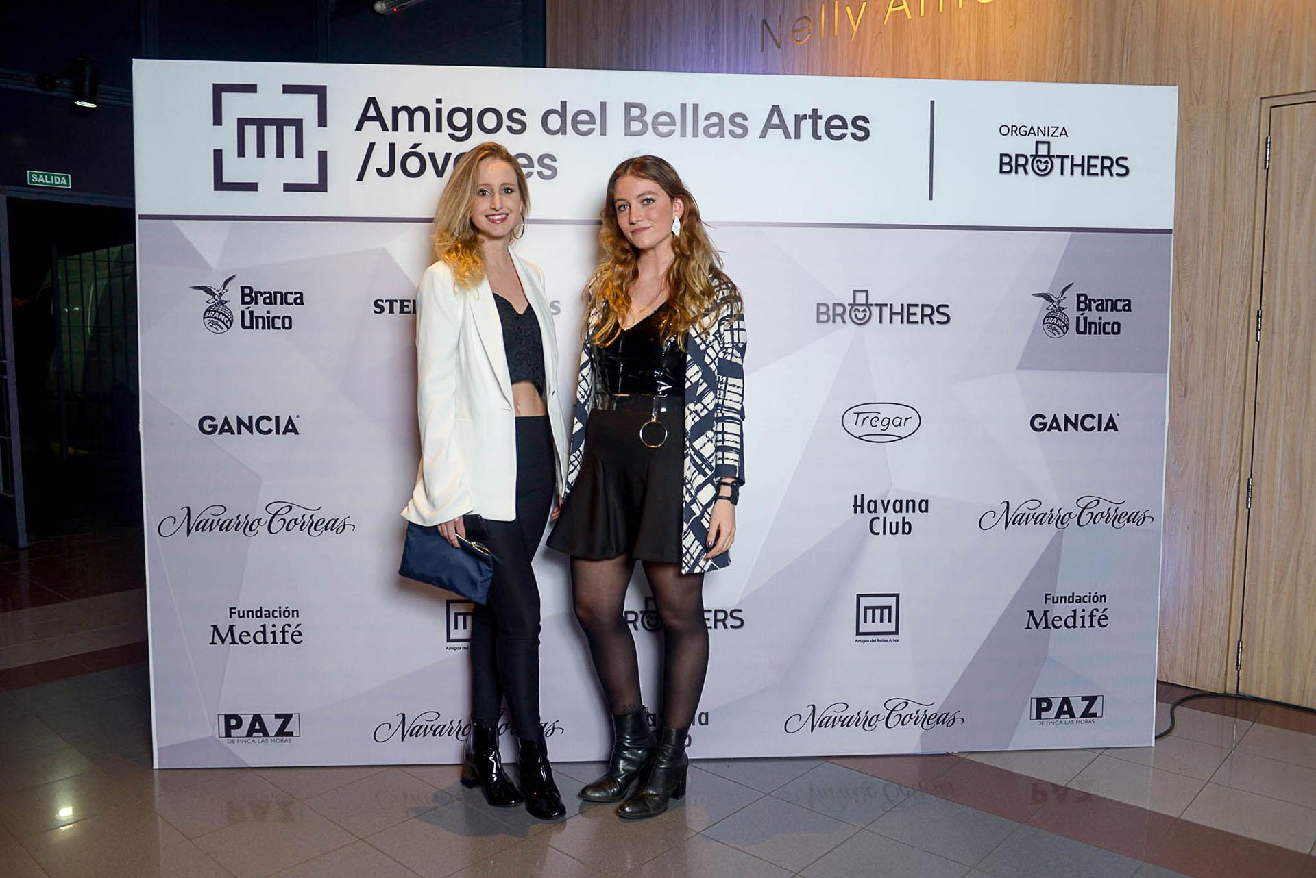 Jazmín Avellaneda y Celina Blaquier