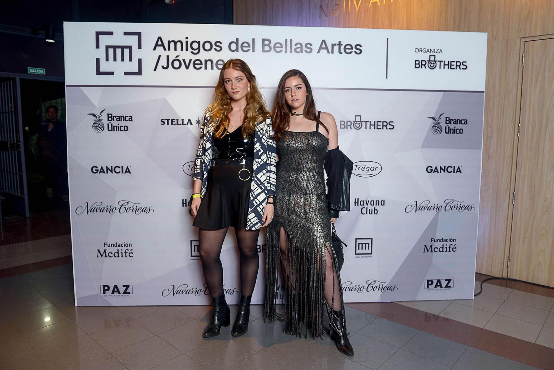 Celina Blaquier y Michelle Chediack