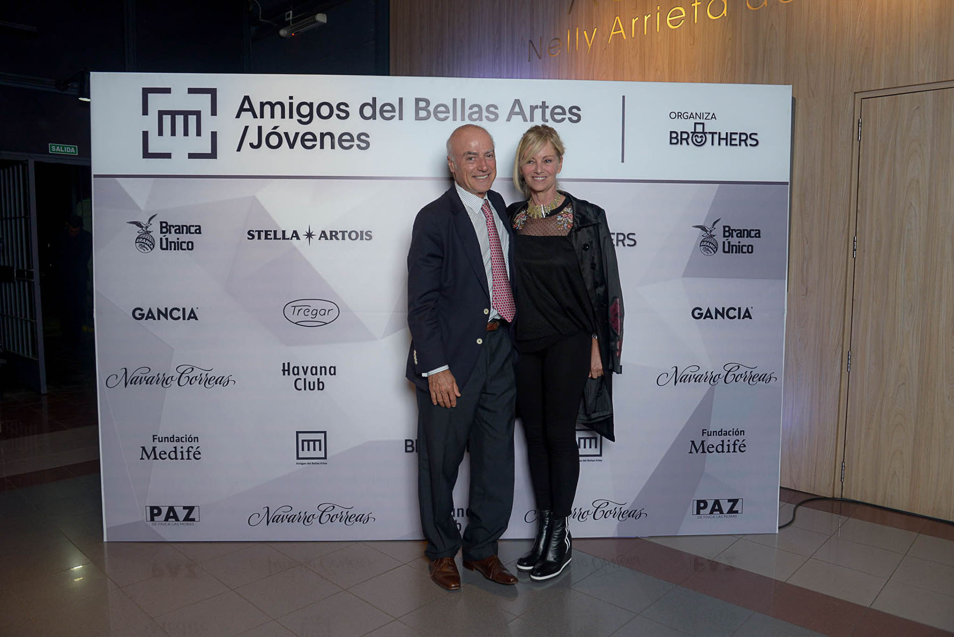 Ignacio Noel y Josefina Carlés