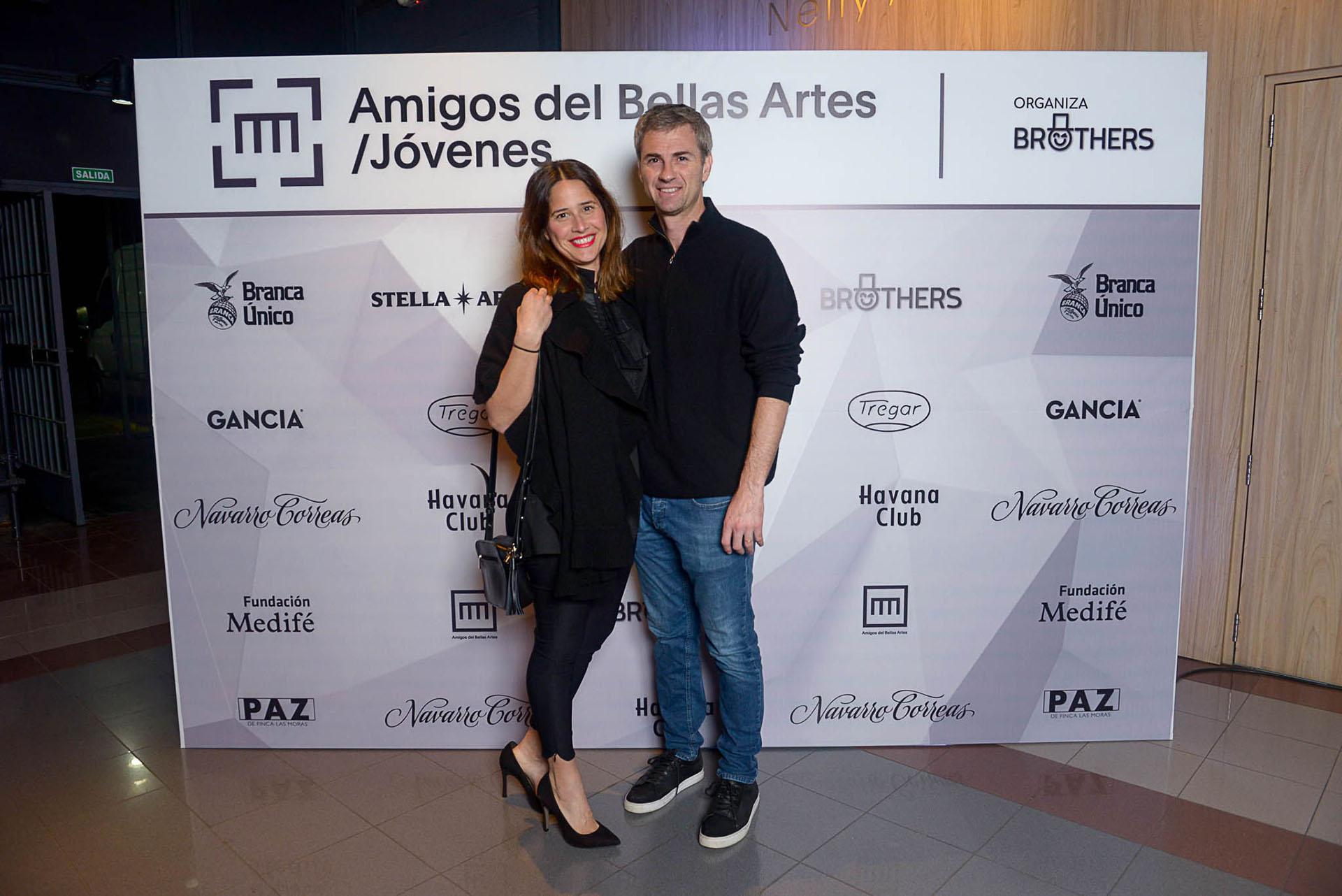 María y Agustín Anzorregui