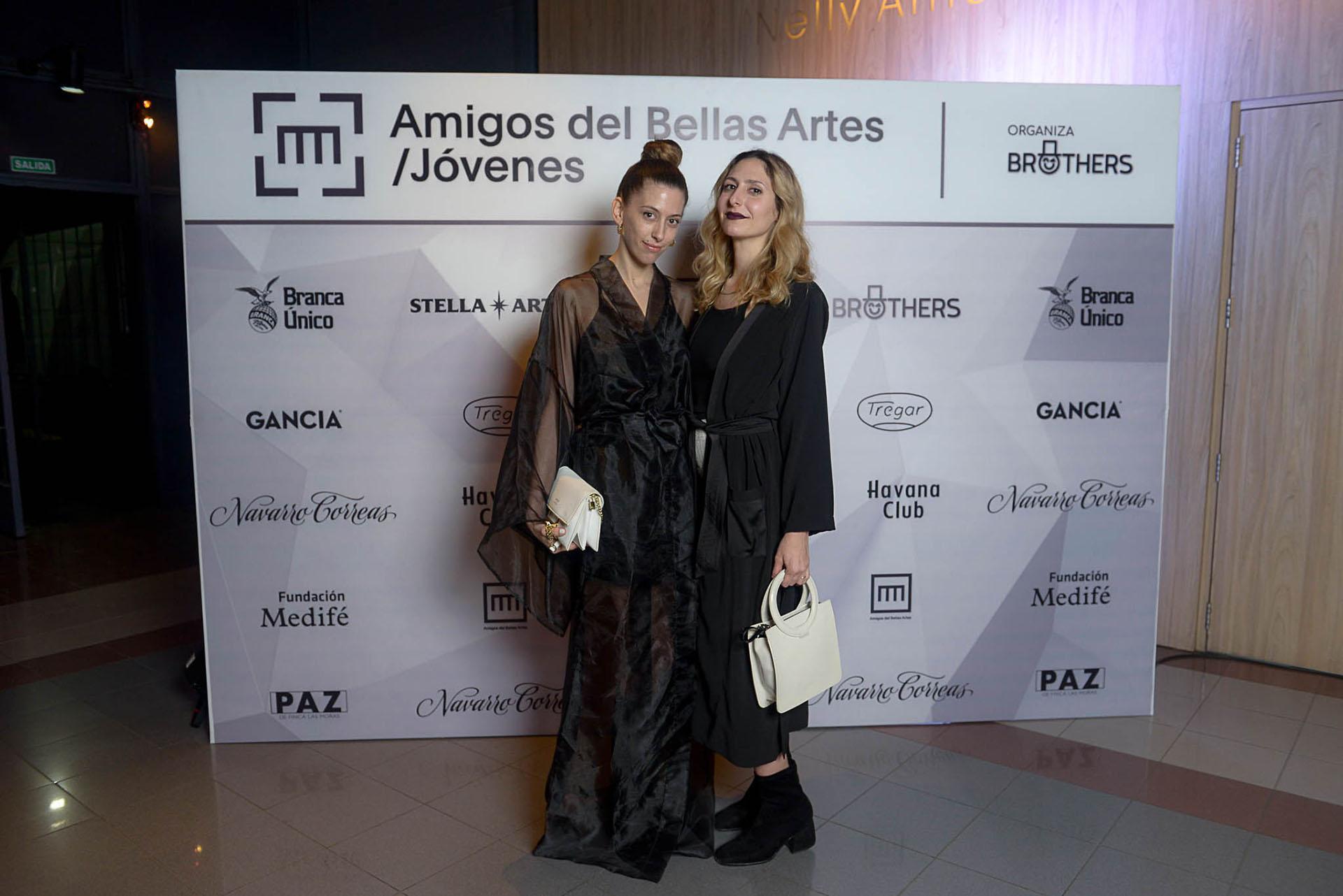 Paula Rubinstein y Ailin Staicos