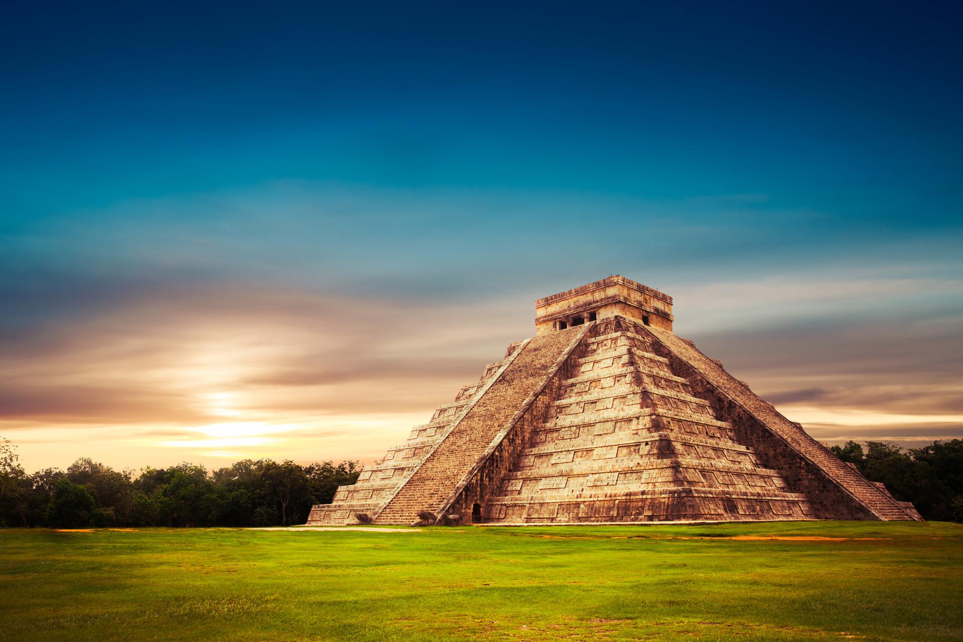 Chichen Itzá está basado en el calendario mesoamericano (Foto: archivo)
