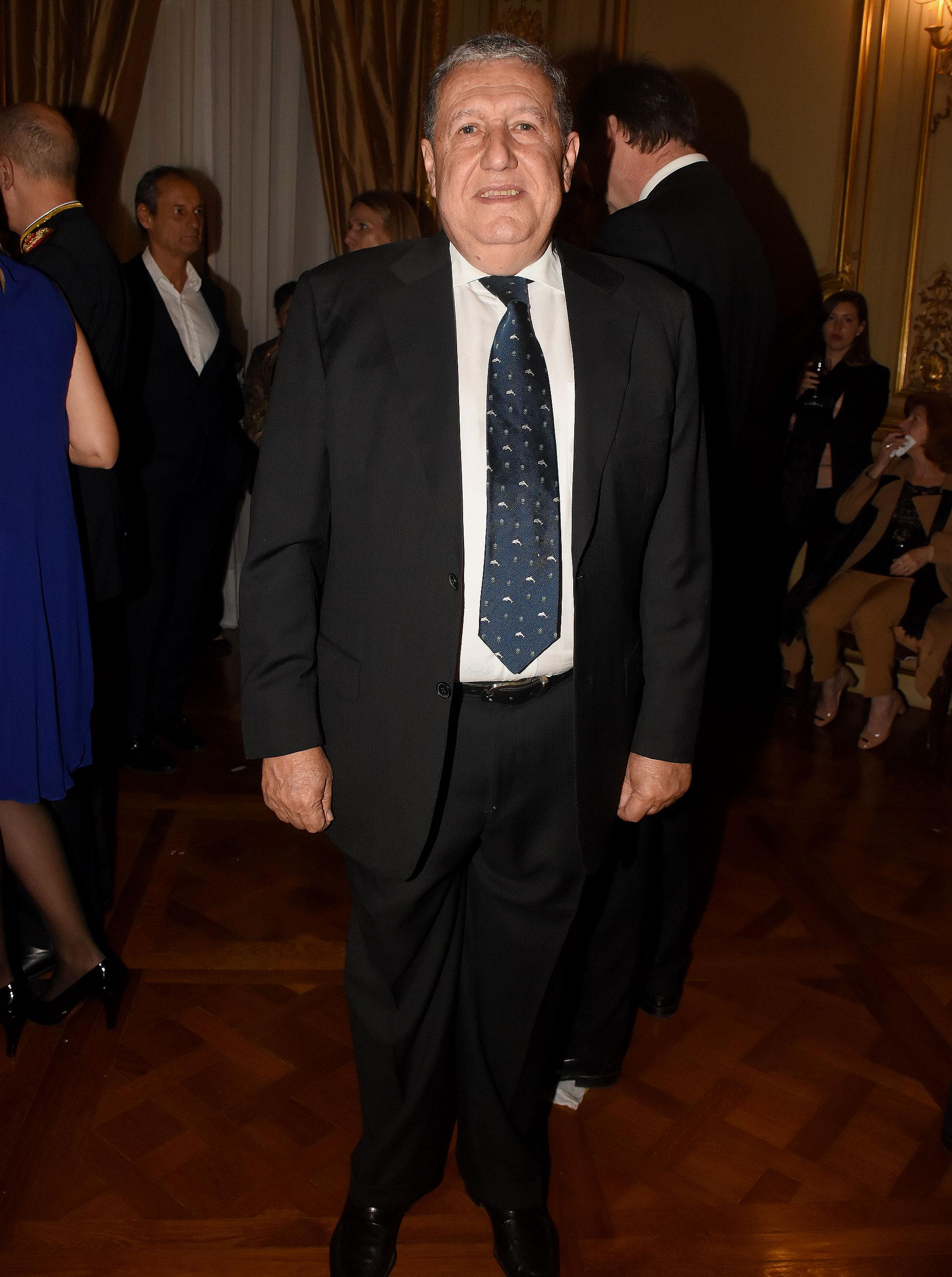 Ramón Puerta, embajador argentino en España