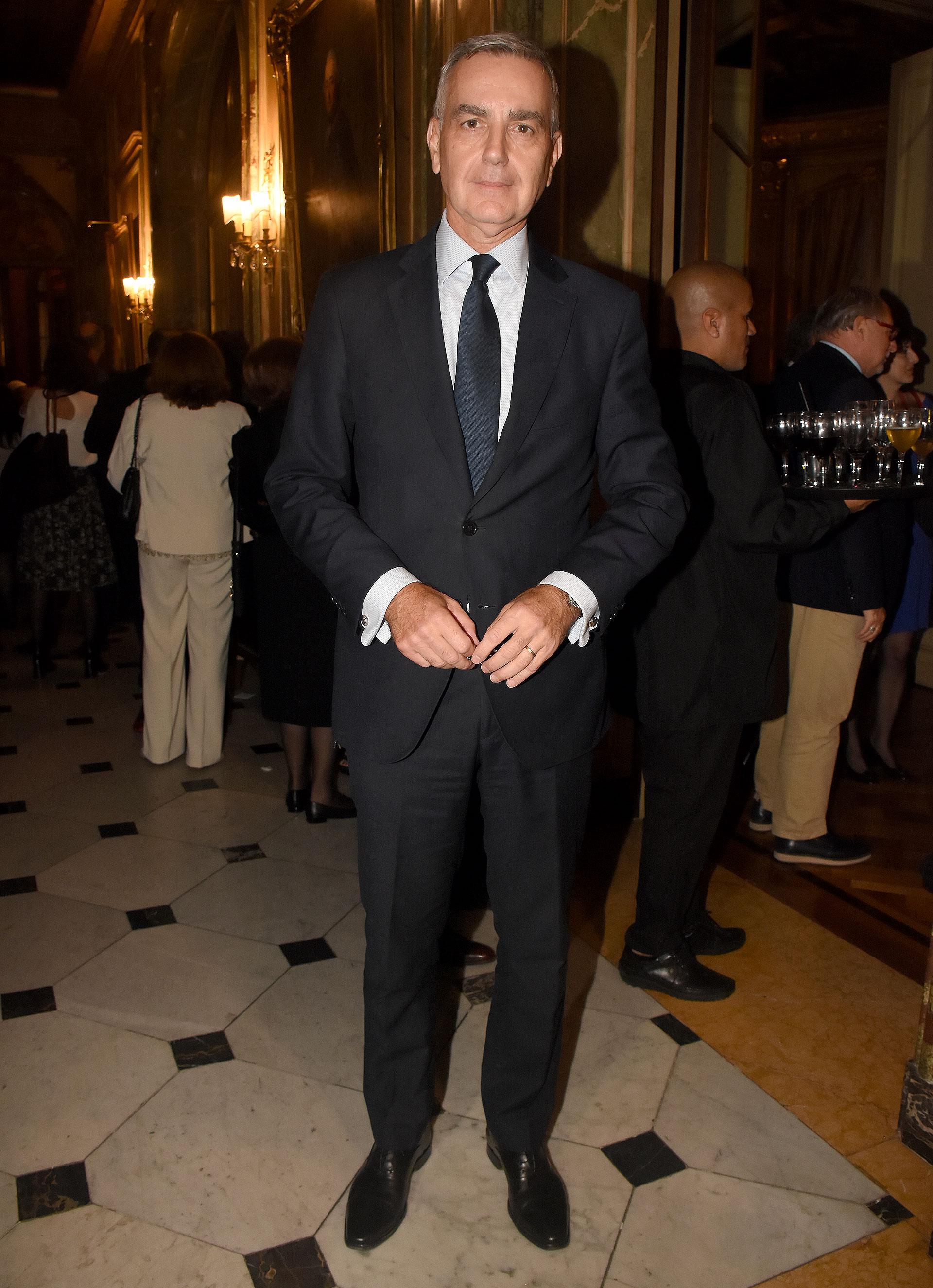 Gustavo Zlauvinen, subsecretario de Política Exterior