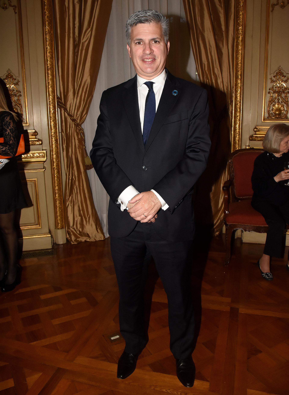 Marcelo Scaglione, representante argentino ante la OCDE