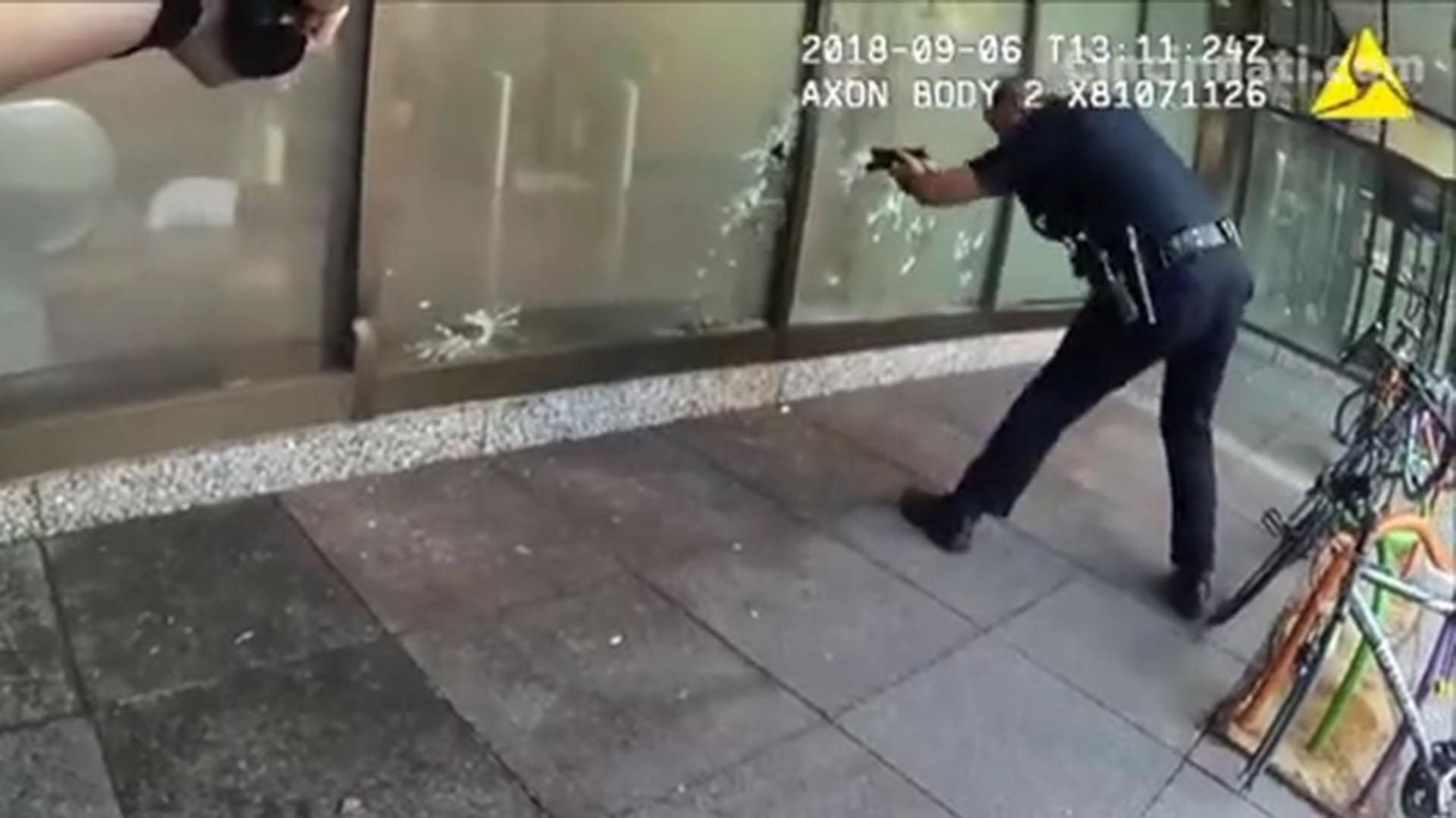 La Policía lo abatió