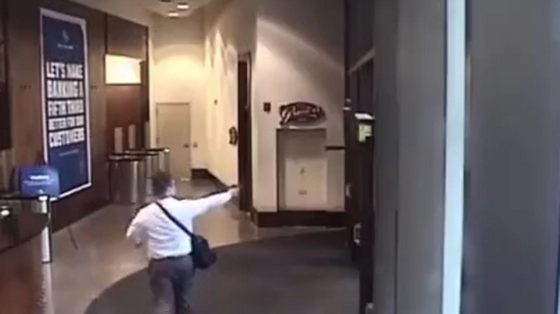 El atacante tenía problemas mentales