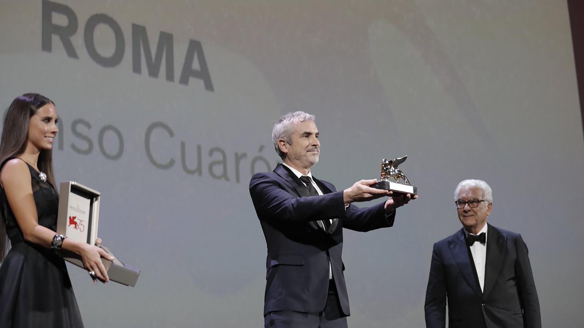 Alfonso Cuarón pidió que su cinta se proyecte en más salas de cine (Foto: Especial)