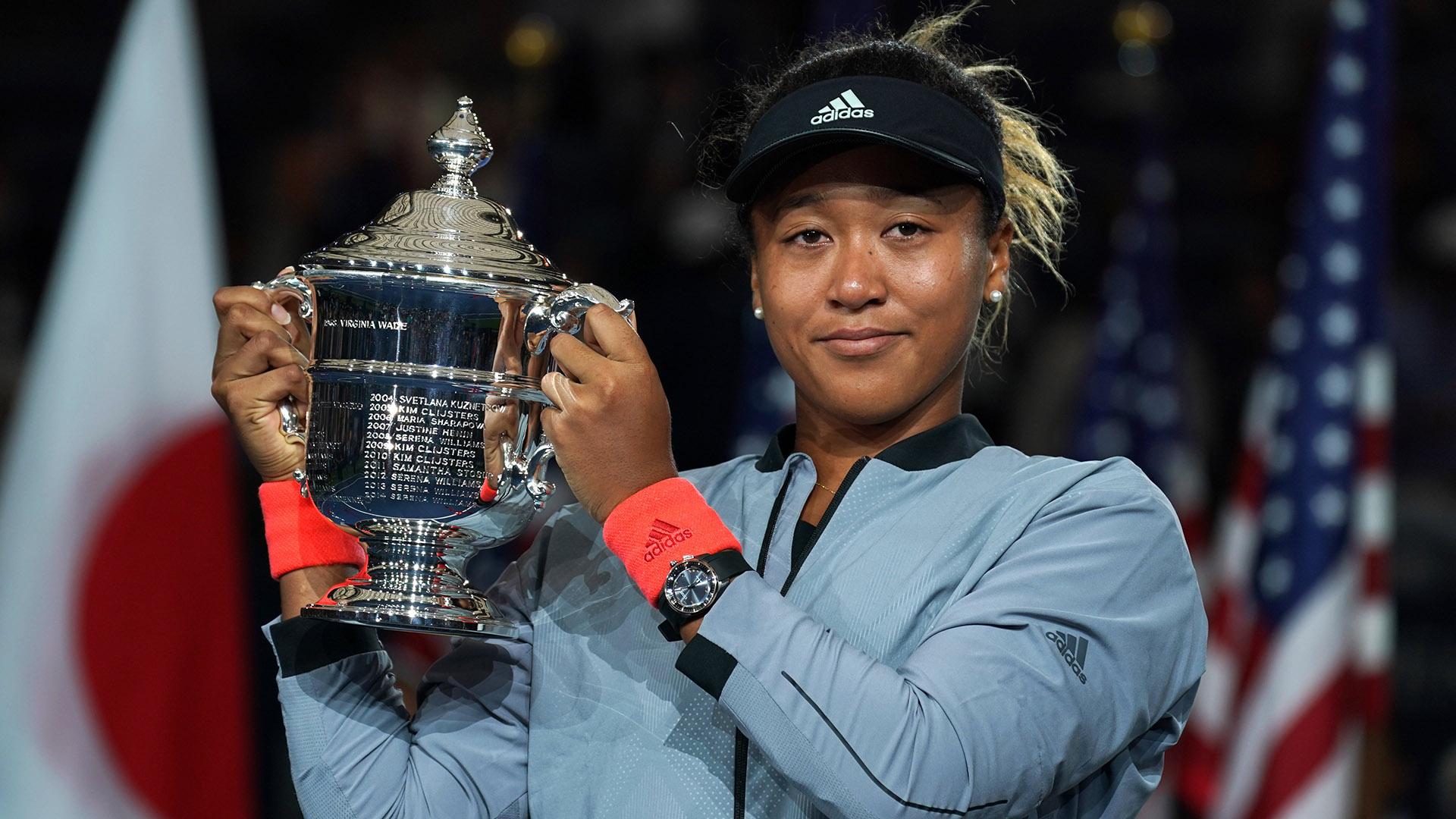 (AFP) Con 20 años consiguió su primer Grand Slam
