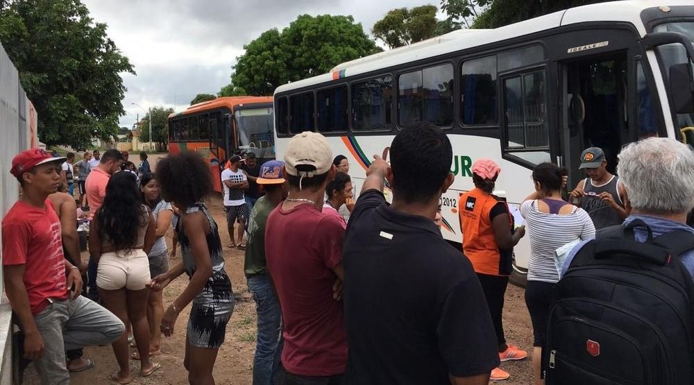 El retorno de los migrantes venezolanos(Foto: cortesía Globo)