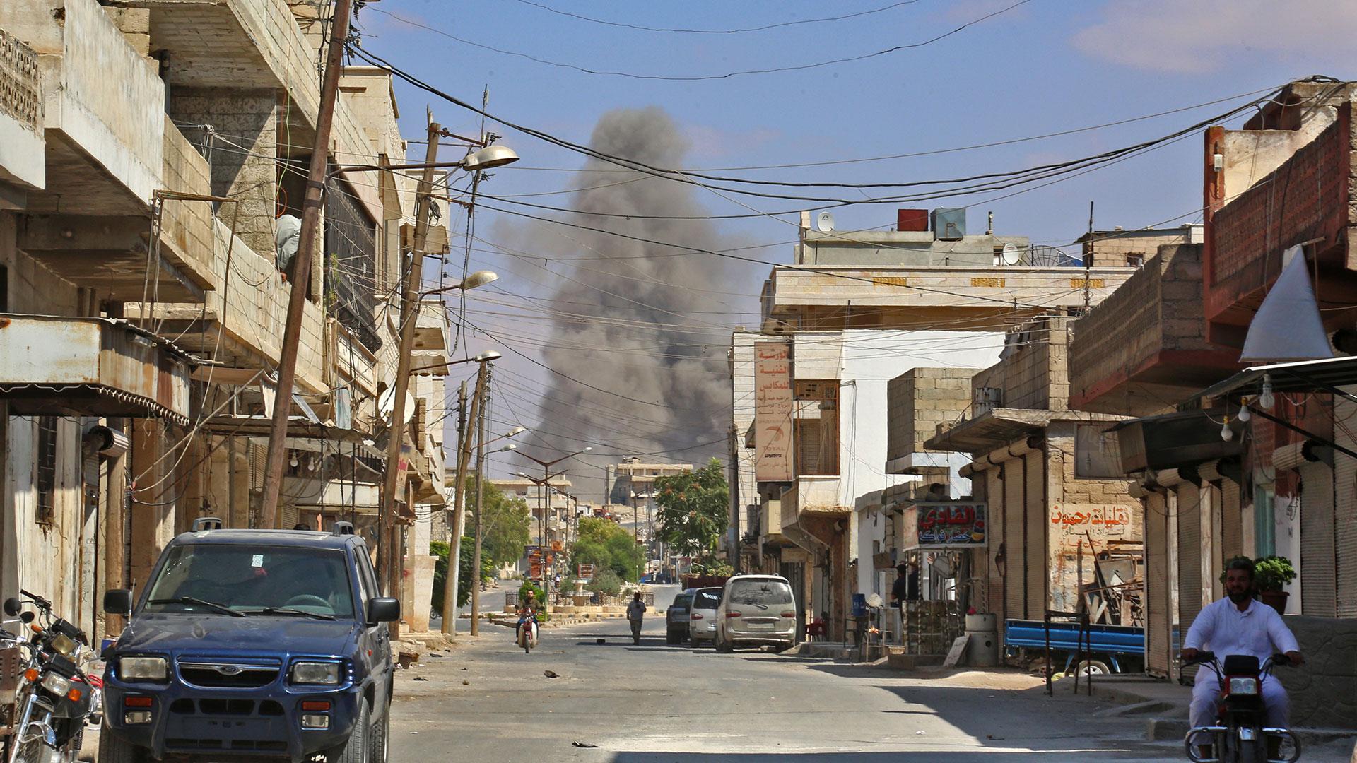 La cumbre tendrá como objetivo abordar el conflicto sirio en todos sus aspectos (AFP)