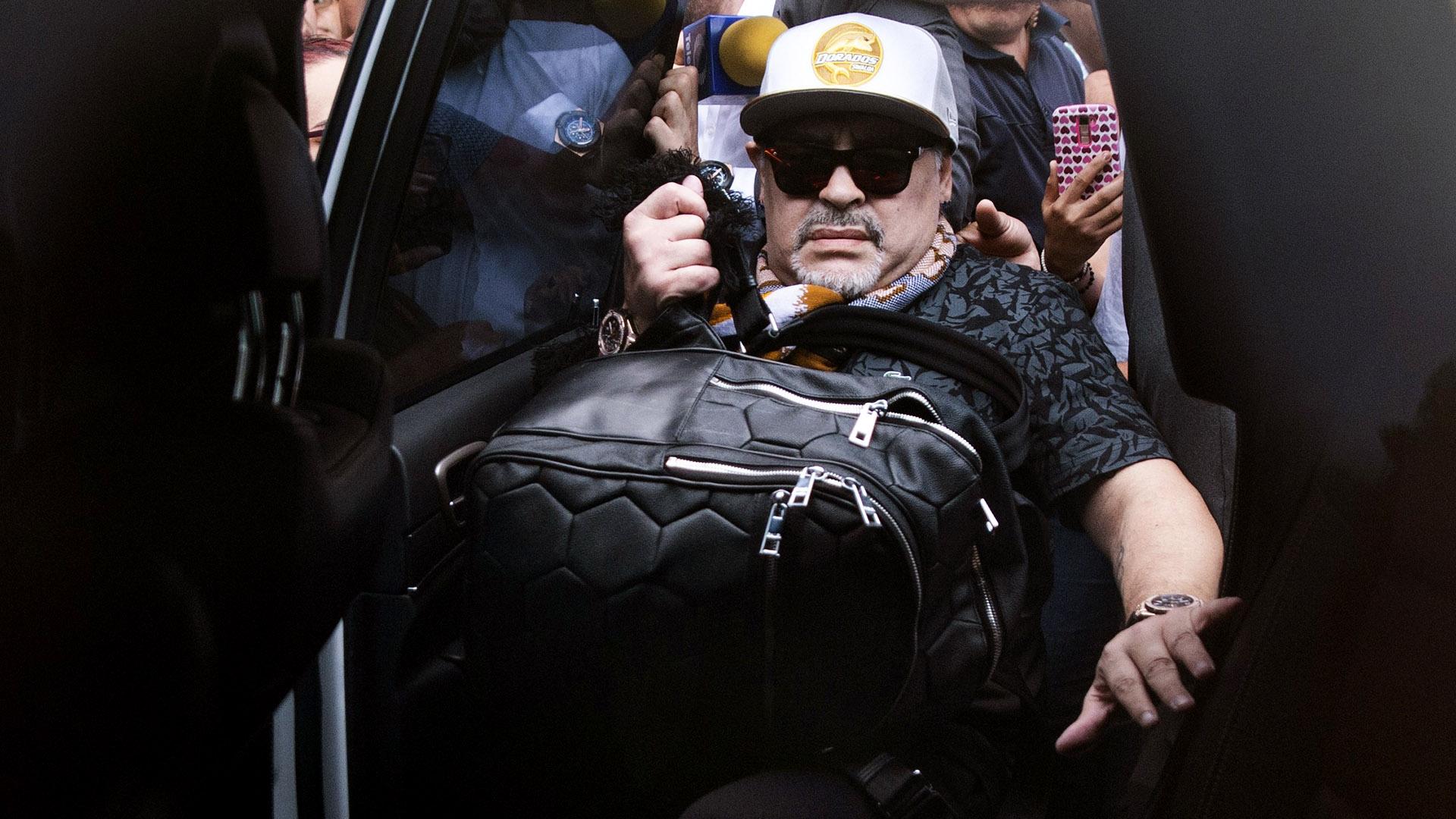 Pese a que el salario de Maradona es considerado de alto nivel, no será el DT mejor pagado en el fútbol mexicano, ya que será superado por el actual técnico interino de la Selección Mexicana, Ricardo Ferretti (AFP)