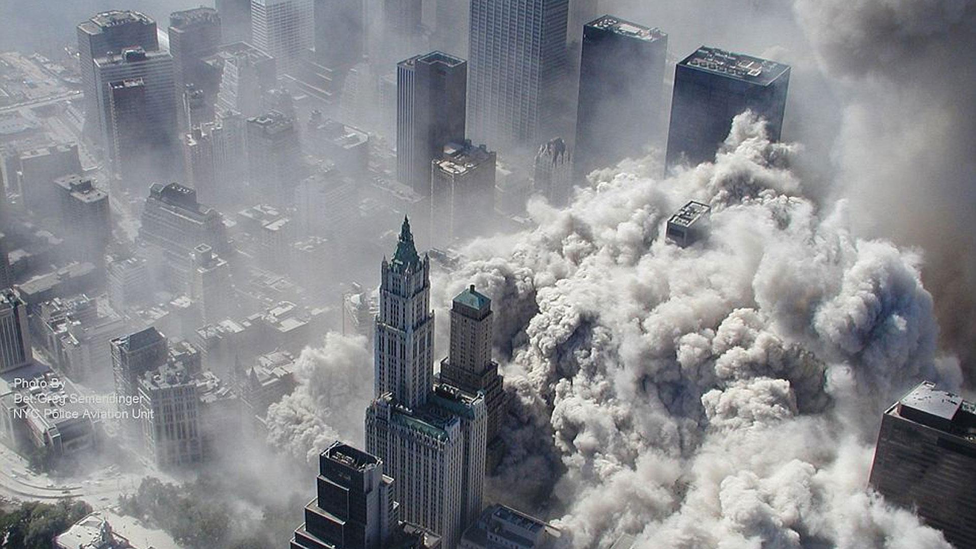 El atentado a las torres dejó un saldo de casi tres mil víctimas mortales (AFP)