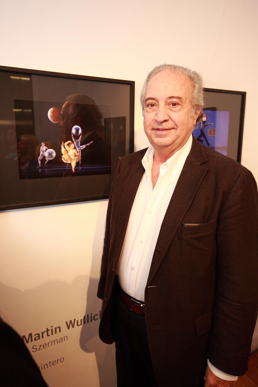José David, propietario de la Galería Mundo Nuevo