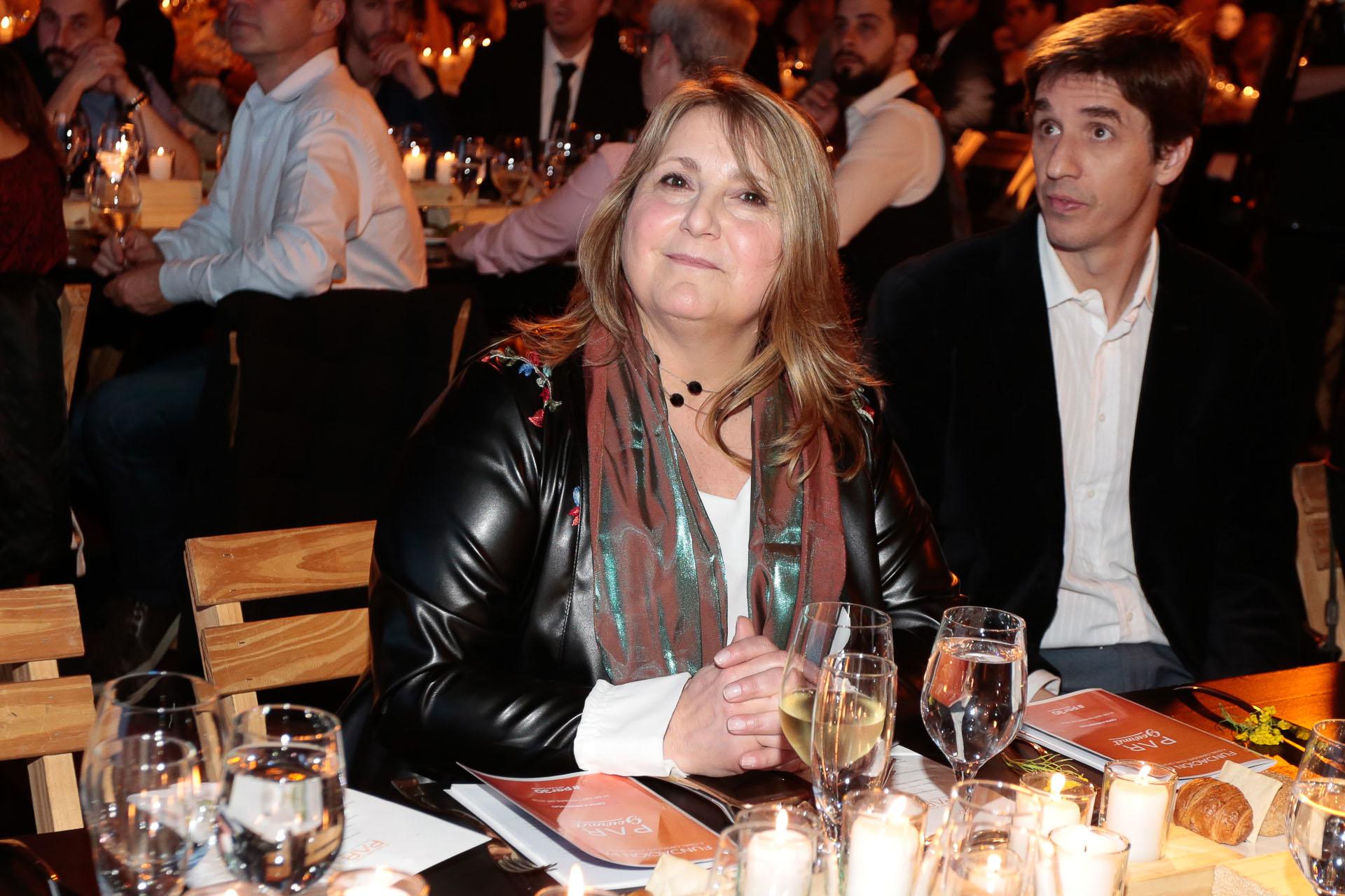 La directora ejecutiva de la Fundación Par, Carolina Mazzocchi
