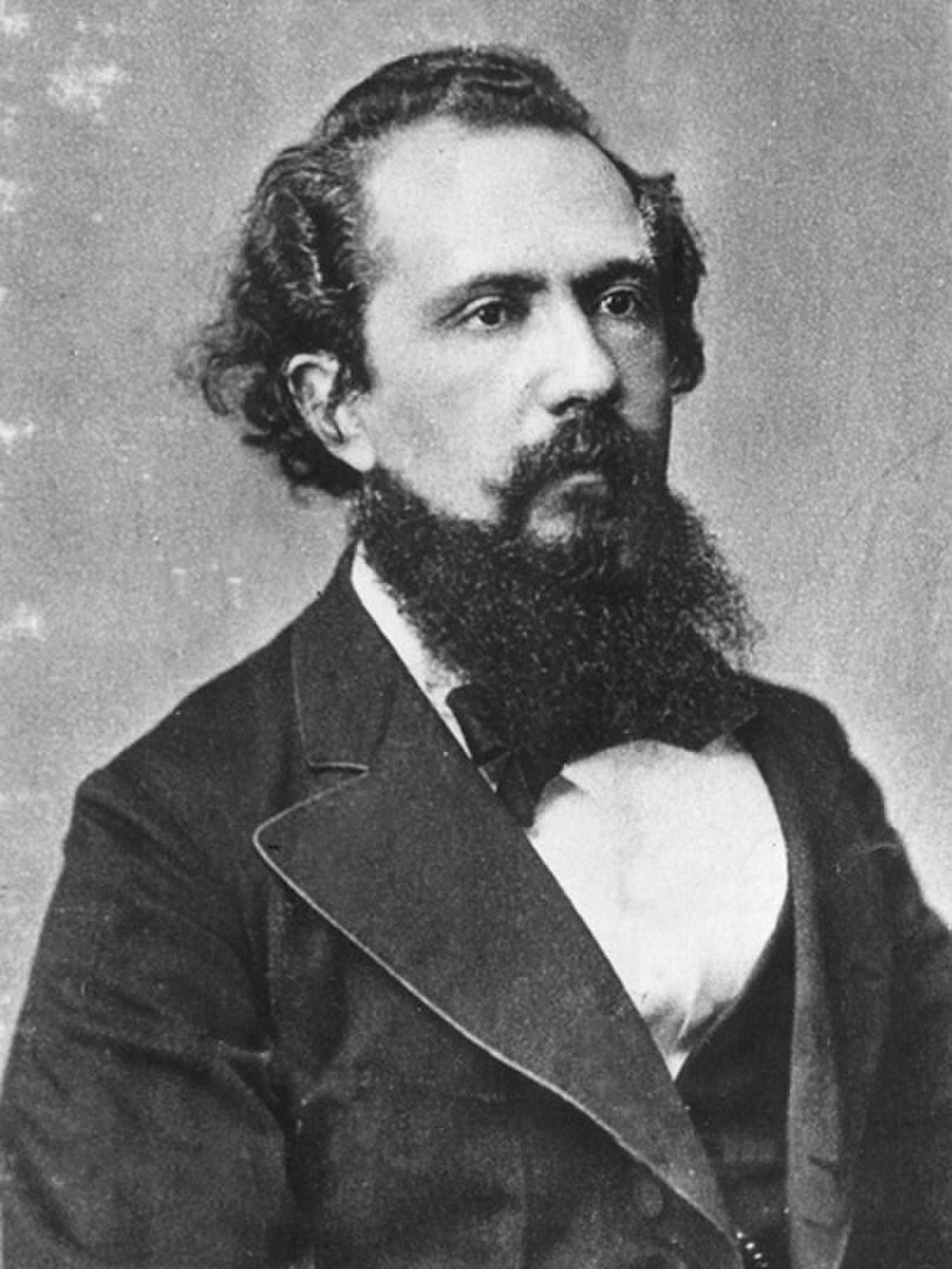 Nicolás Avellaneda ejerció la presidencia de 1874 a 1880 y respaldó la candidatura de Roca