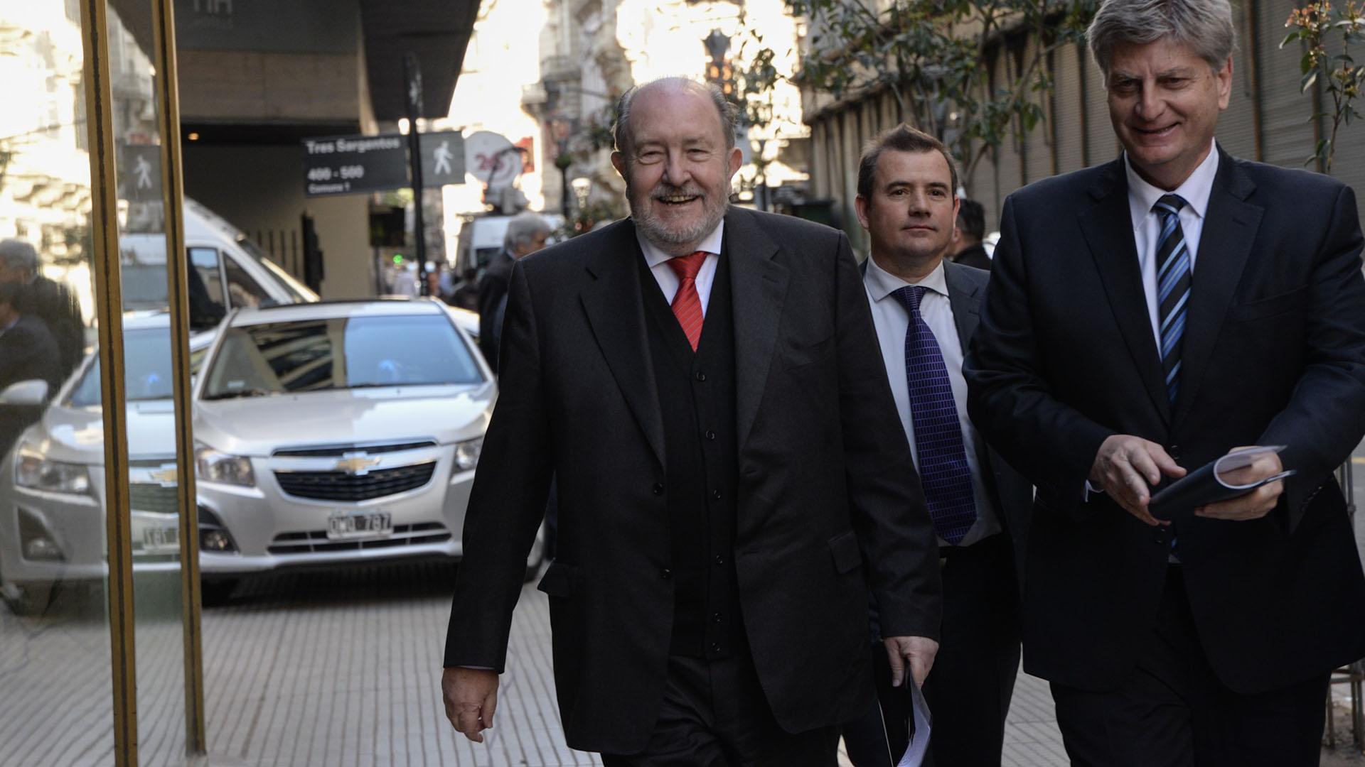 El gobernador de La Pampa, Carlos Verna