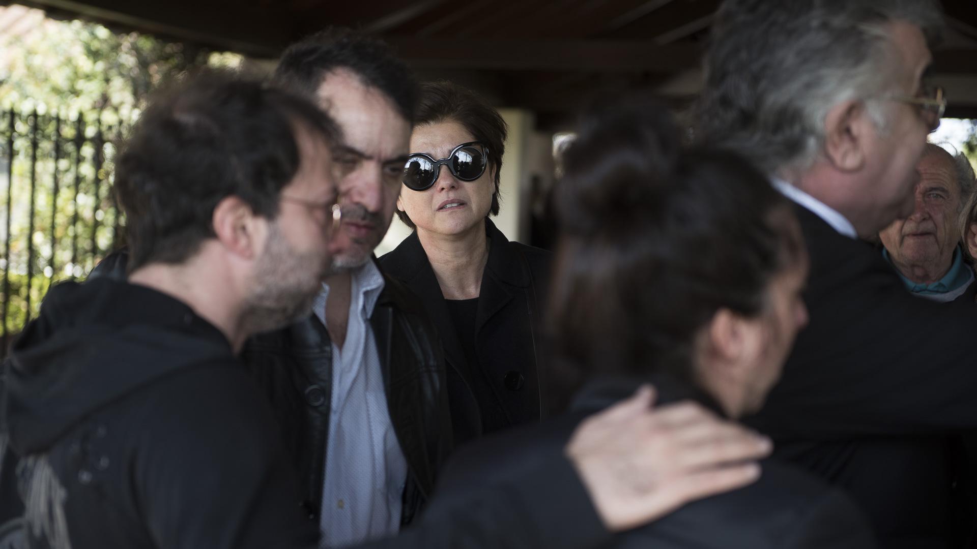 La actriz acompañó a su madre durante todo su tratamiento y en varios momentos publicó mensajes rezando por su salud