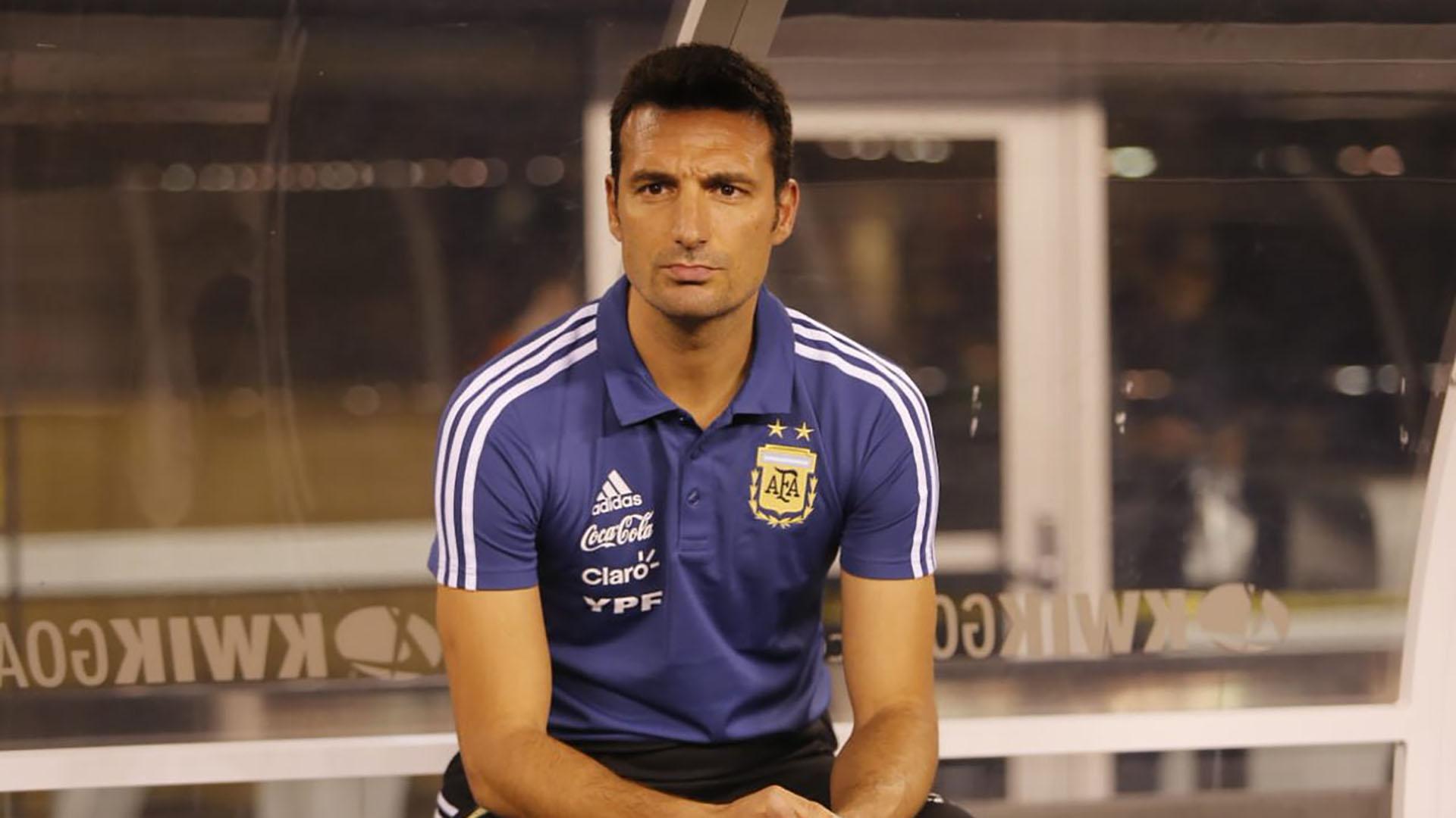 Scaloni define la lista definitiva para los amistosos frente a México (@Argentina)