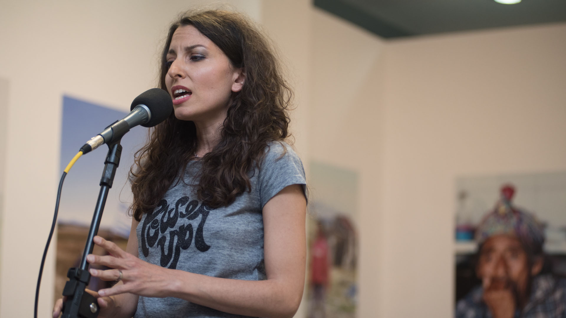 Sumaia Daher Cantante- @SumaiaOficial – en el cierre de la Inauguración de #BAxA –