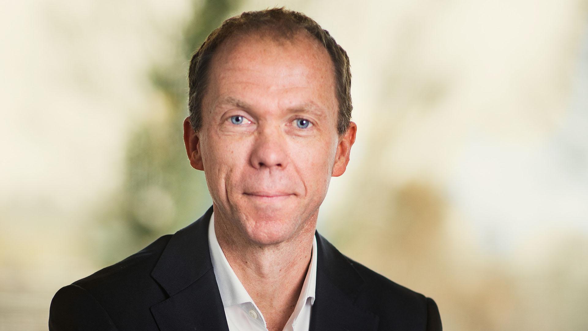 Mathias Carlbaum, vicepresidente global de operaciones comerciales deScania