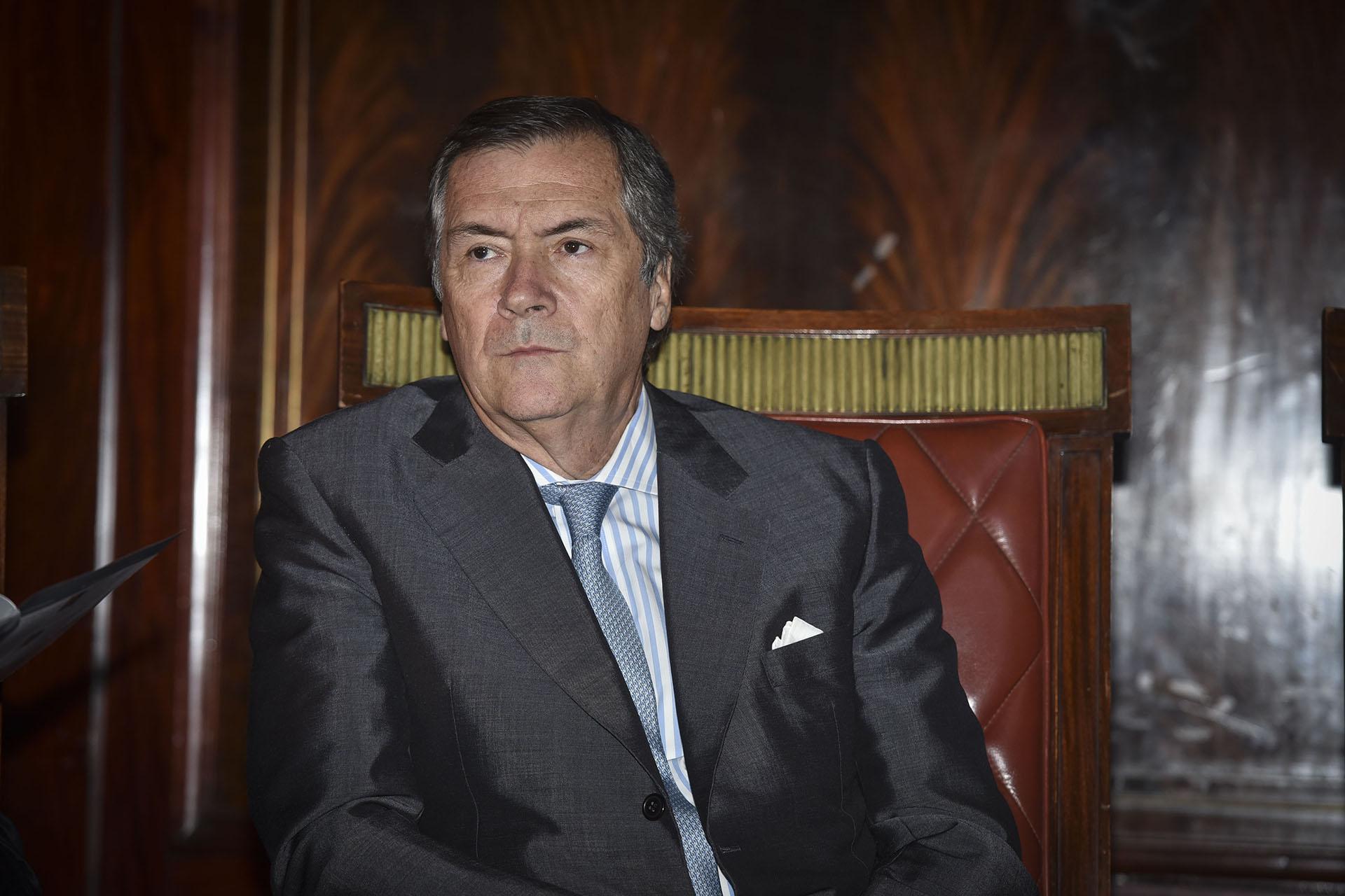 Enrique Cristofani (Konex de Platino 2008: Ejecutivos del Comercio, de la Banca y de los Servicios)