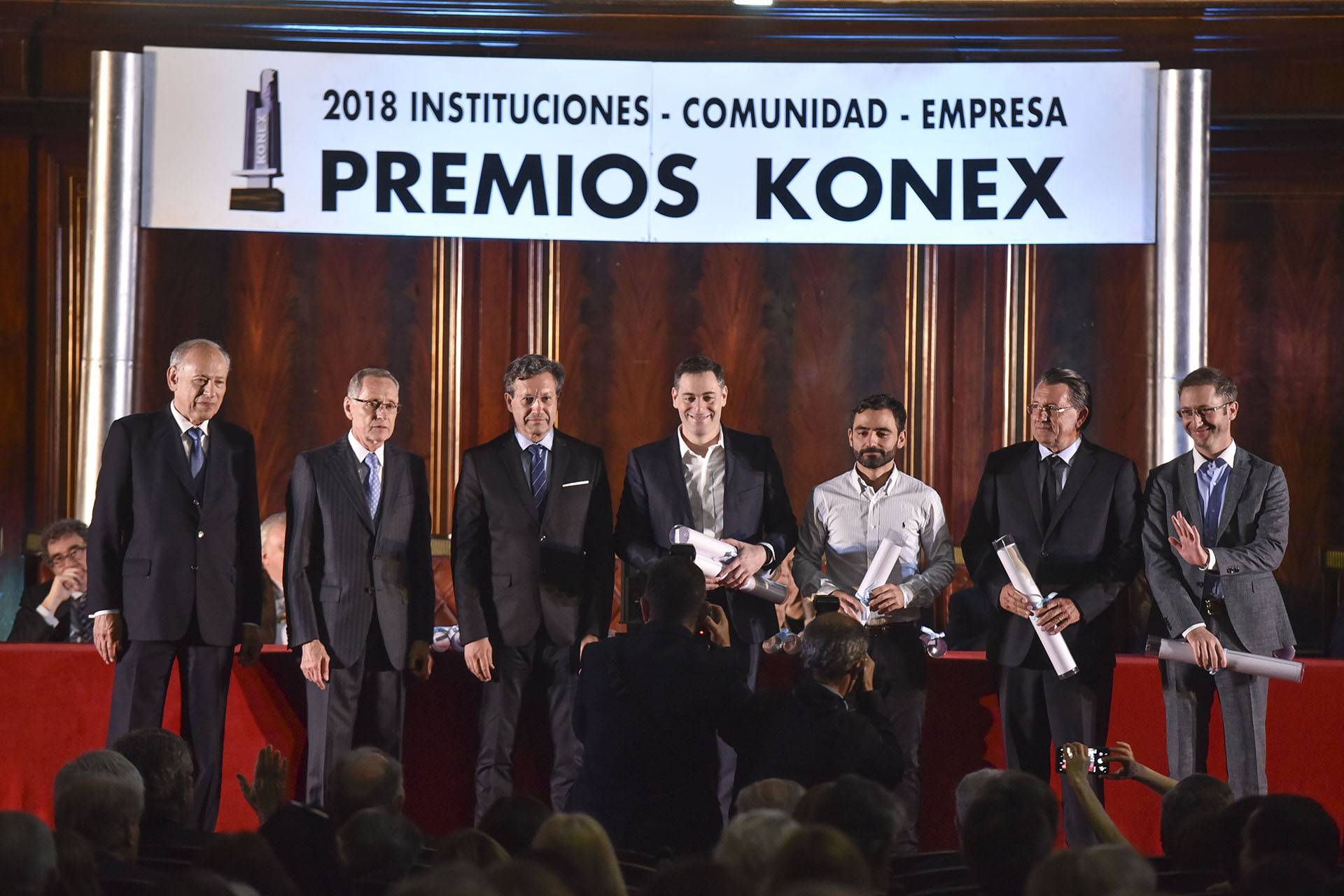 Empresarios Innovadores: Santiago Bilinkis, Máximo Cavazzani, Emiliano Kargieman, Eduardo Meichtry y Federico Trucco
