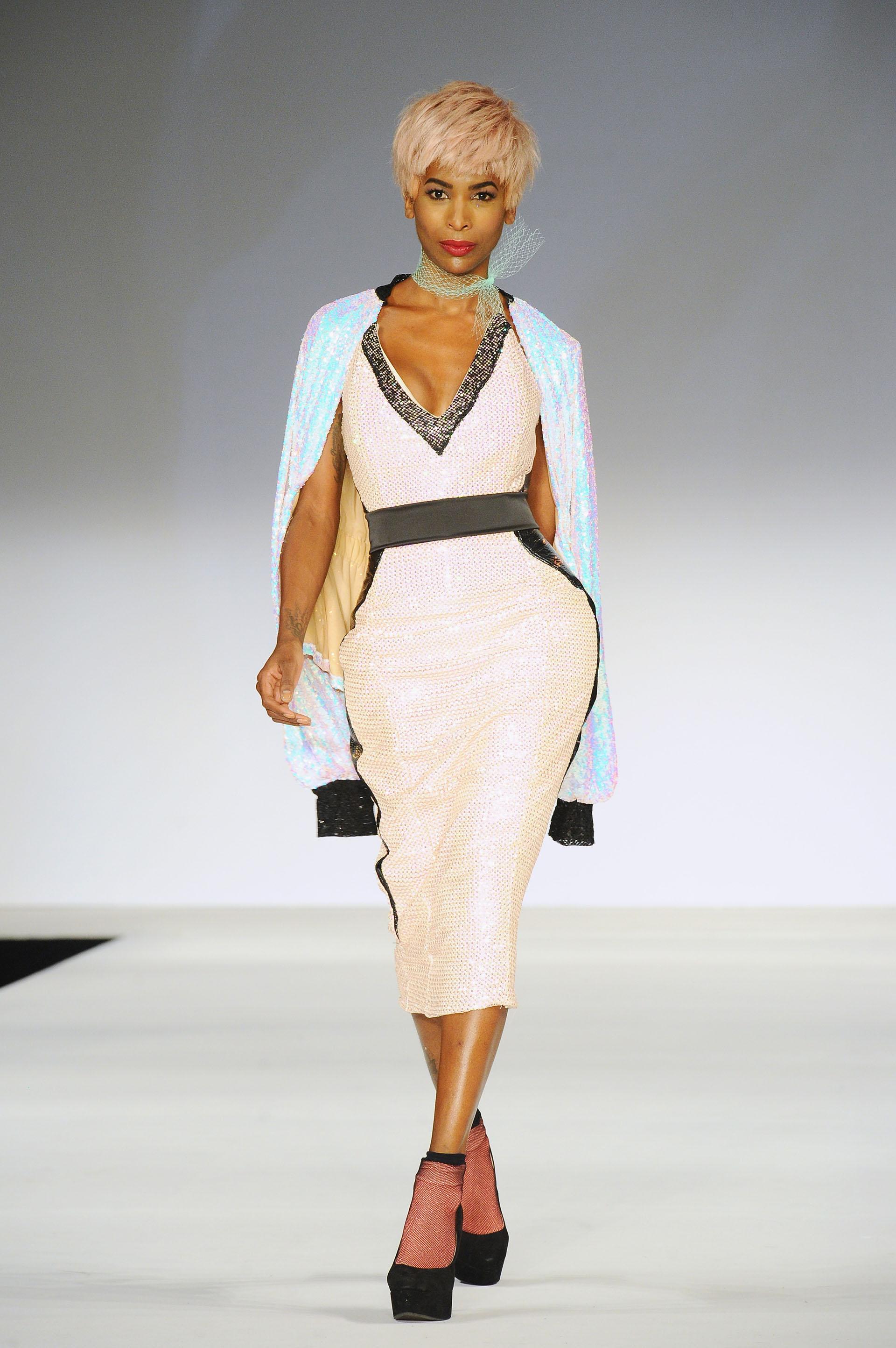 34 modelos transgénero desfilaron en el fashion show