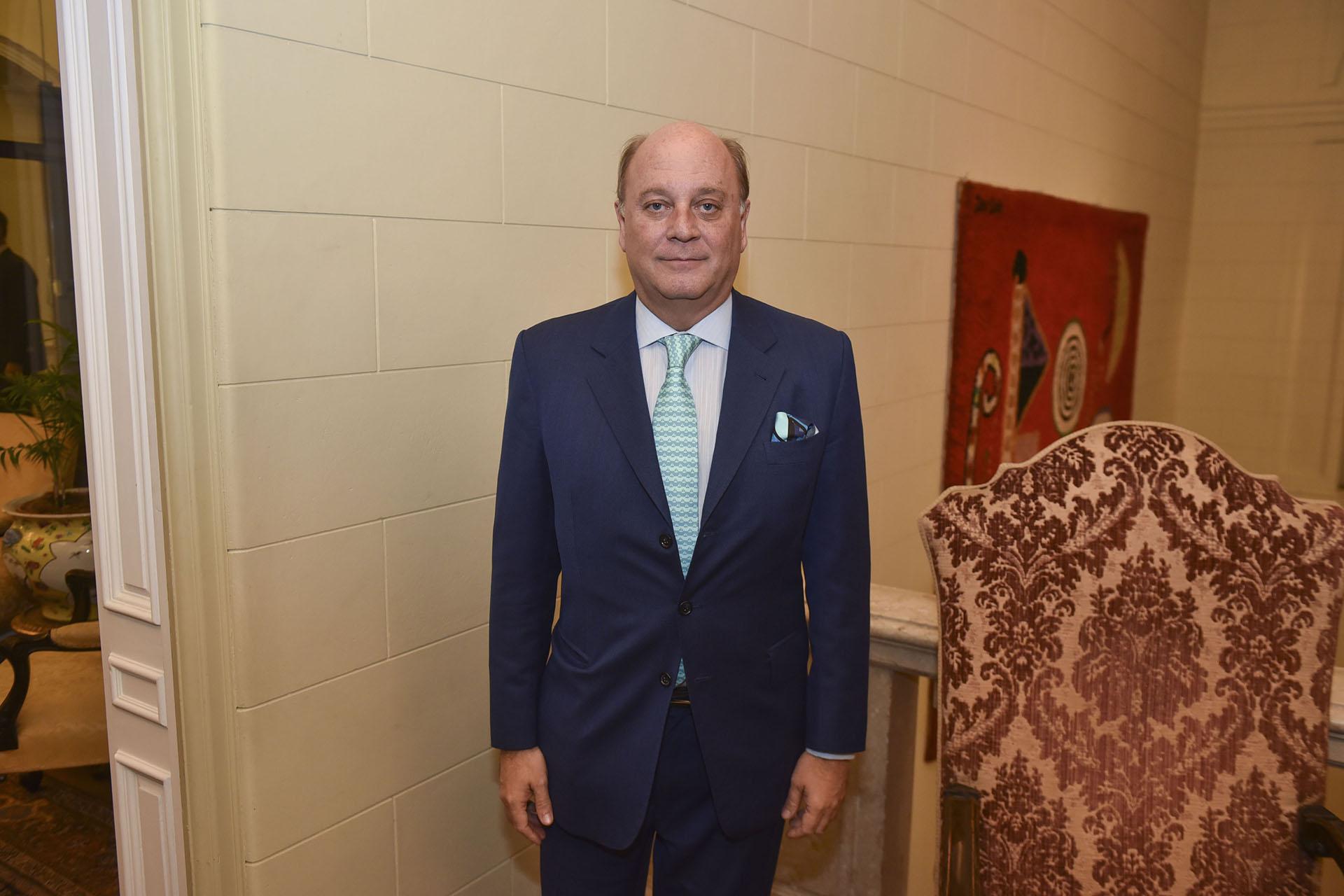 El empresario Martín Cabrales, distinguido con el Diploma al Mérito en Empresarios PyME