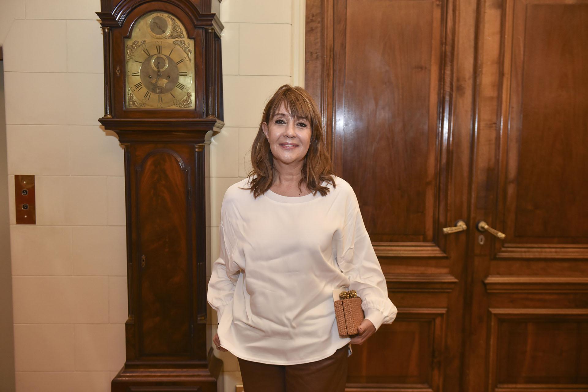 Fabiana Ricagno, directora de Comunicaciones del CICyP