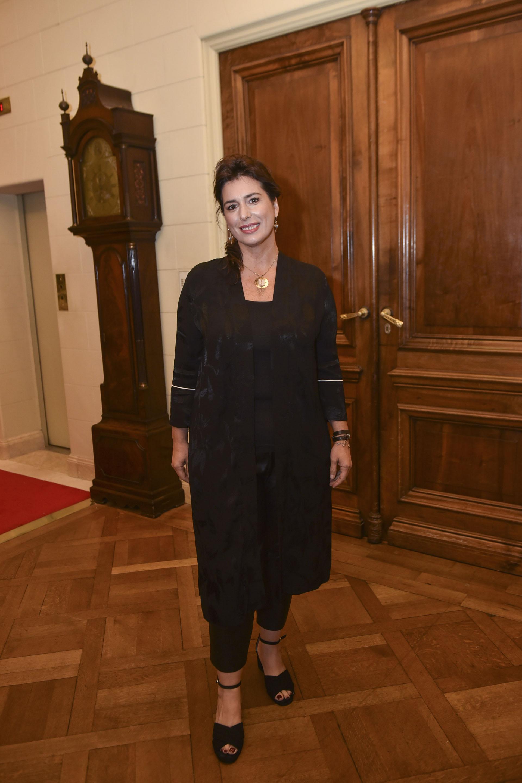 Inés Berton (Tealosophy), galardonada en la disciplina Empresarios PyME /// Fotos: Guille Llamos