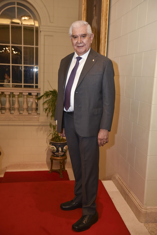 El senador Guillermo Pereyra recibió su Diploma al Mérito en la disciplinaDirigentes, Organizaciones e Iniciativas Sindicales