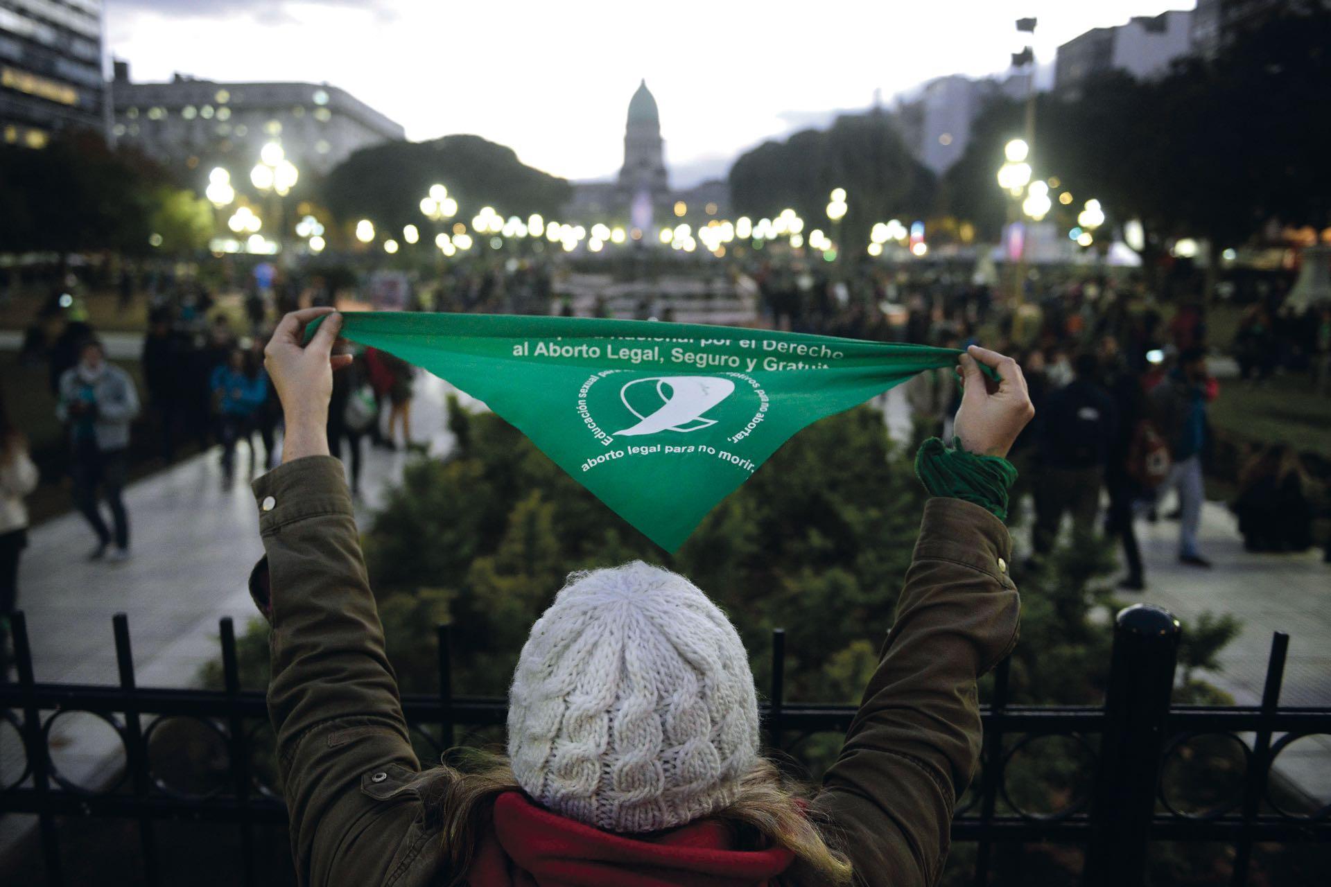 El debate en el Congreso por el Proyecto de Despenalización del Aborto fue uno de los temas que más interés despertaron entre los argentinos.