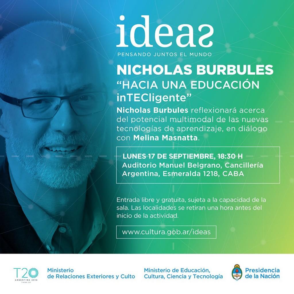 Nicholas Burbules