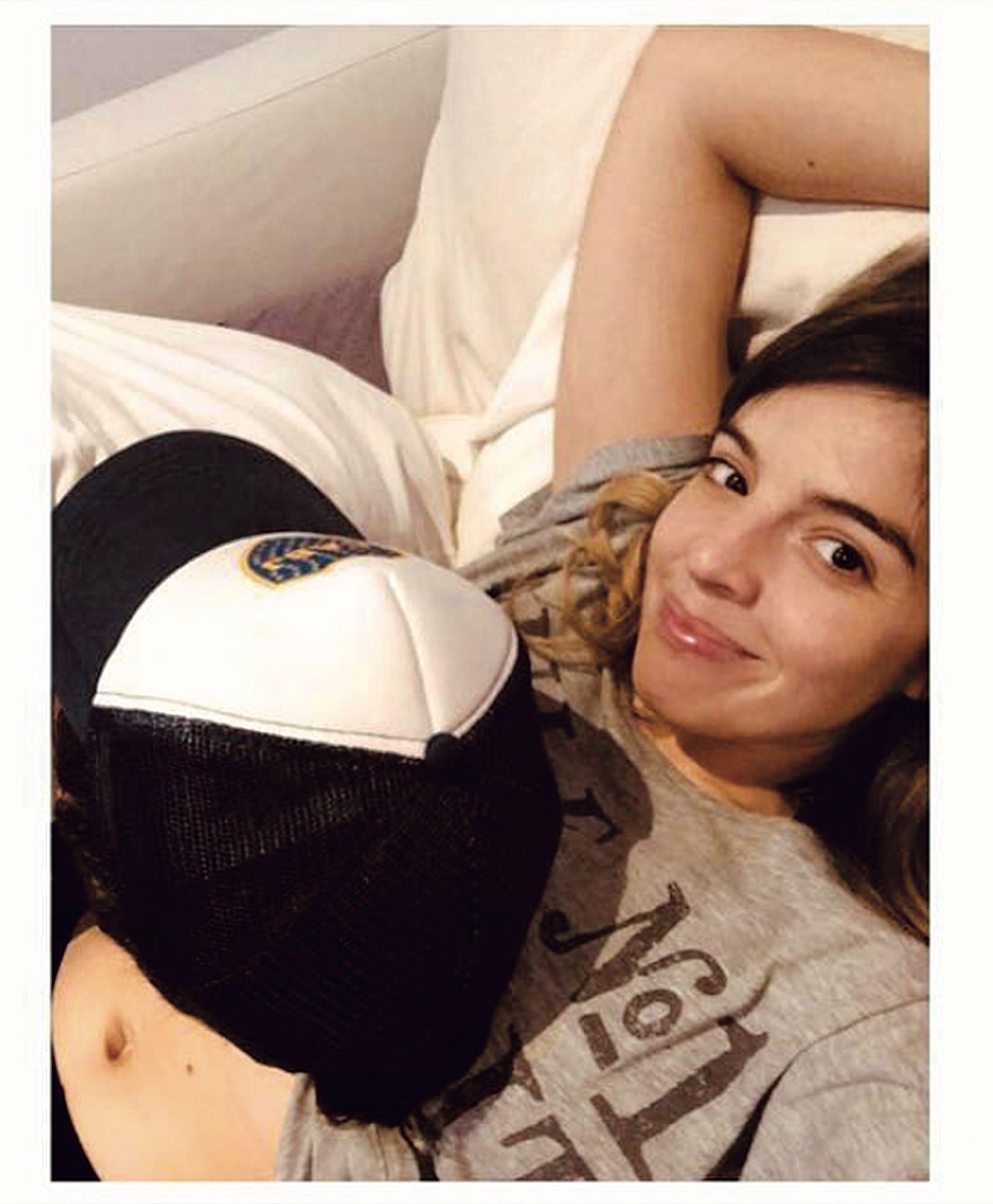 Dalma Maradona será mamá de una nena. (Foto: Instagram)