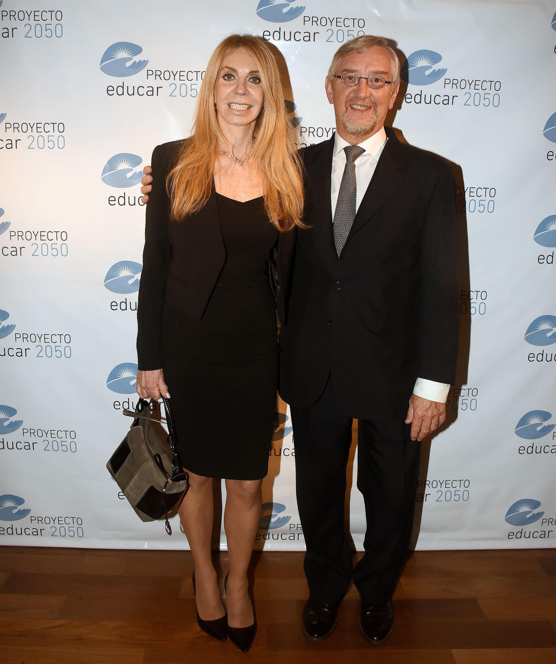 Silvia Pérez y Manuel Álvarez Trongé