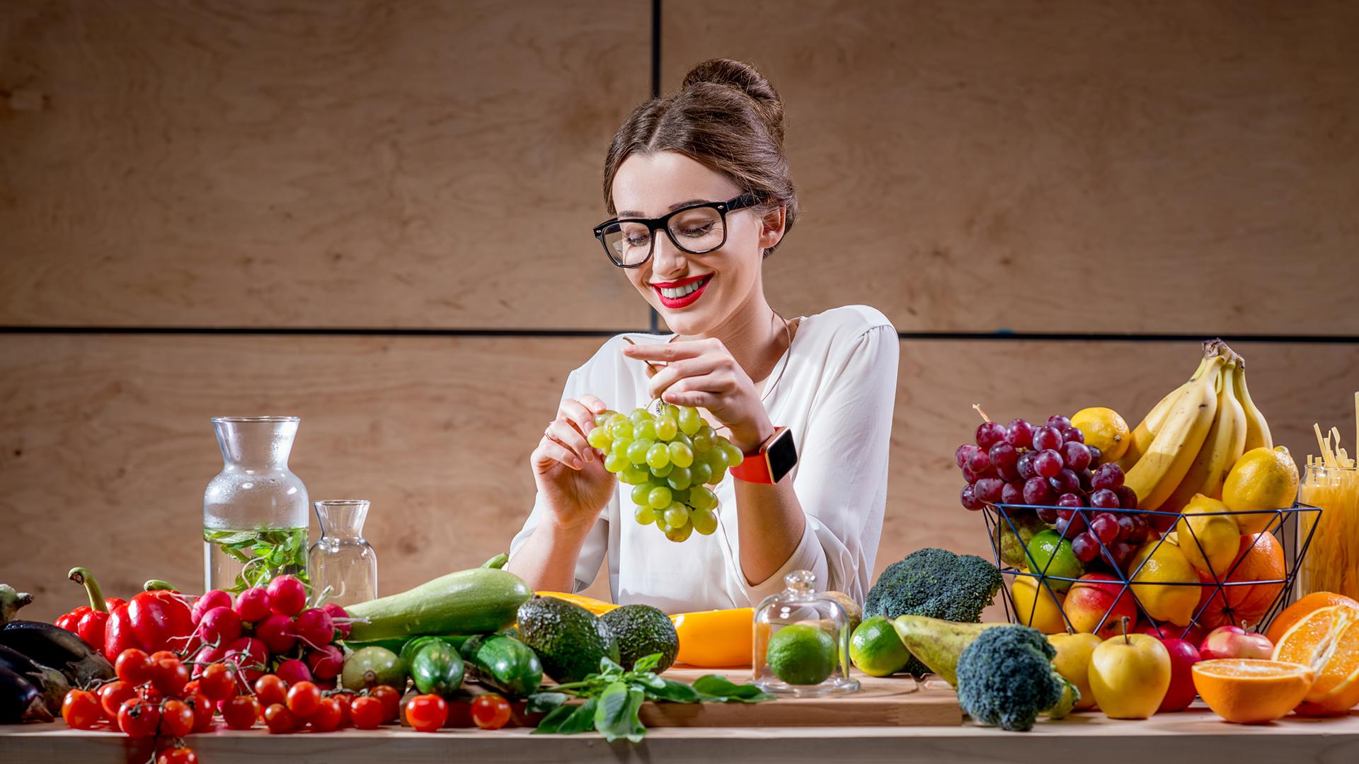 Dieta vegetariana mala para la salud