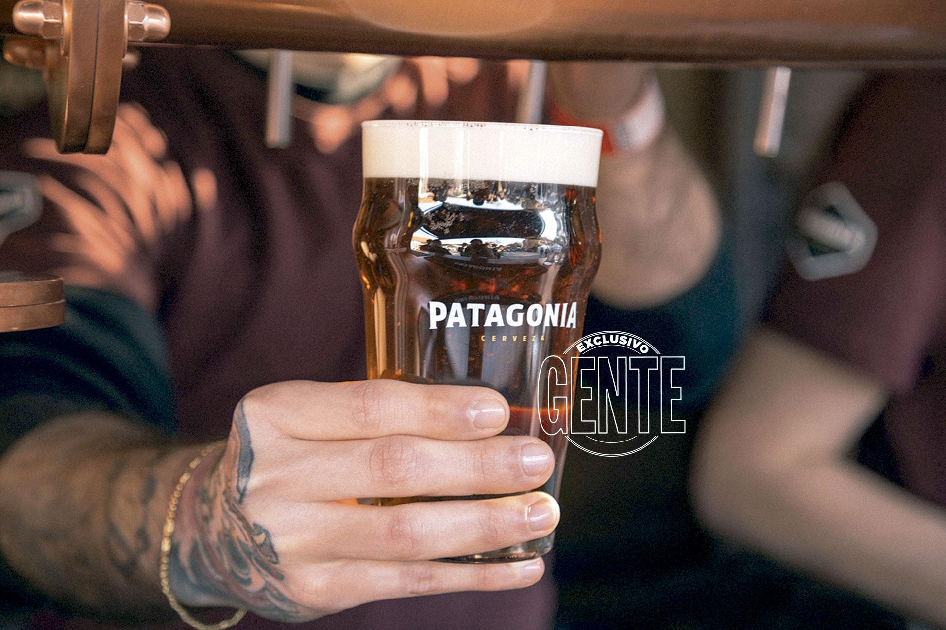 Cerveza Patagonia. Octubrefest. Edición limitada 2018.