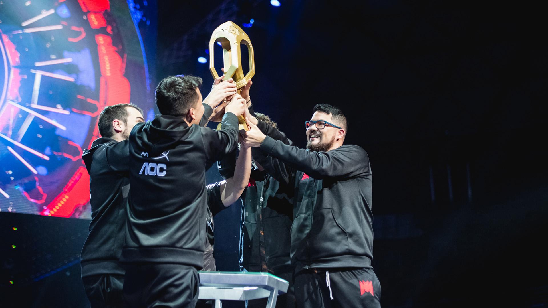 Infinity Esports es el nuevo campeón. (Flickr: @LoL Esports LAS)