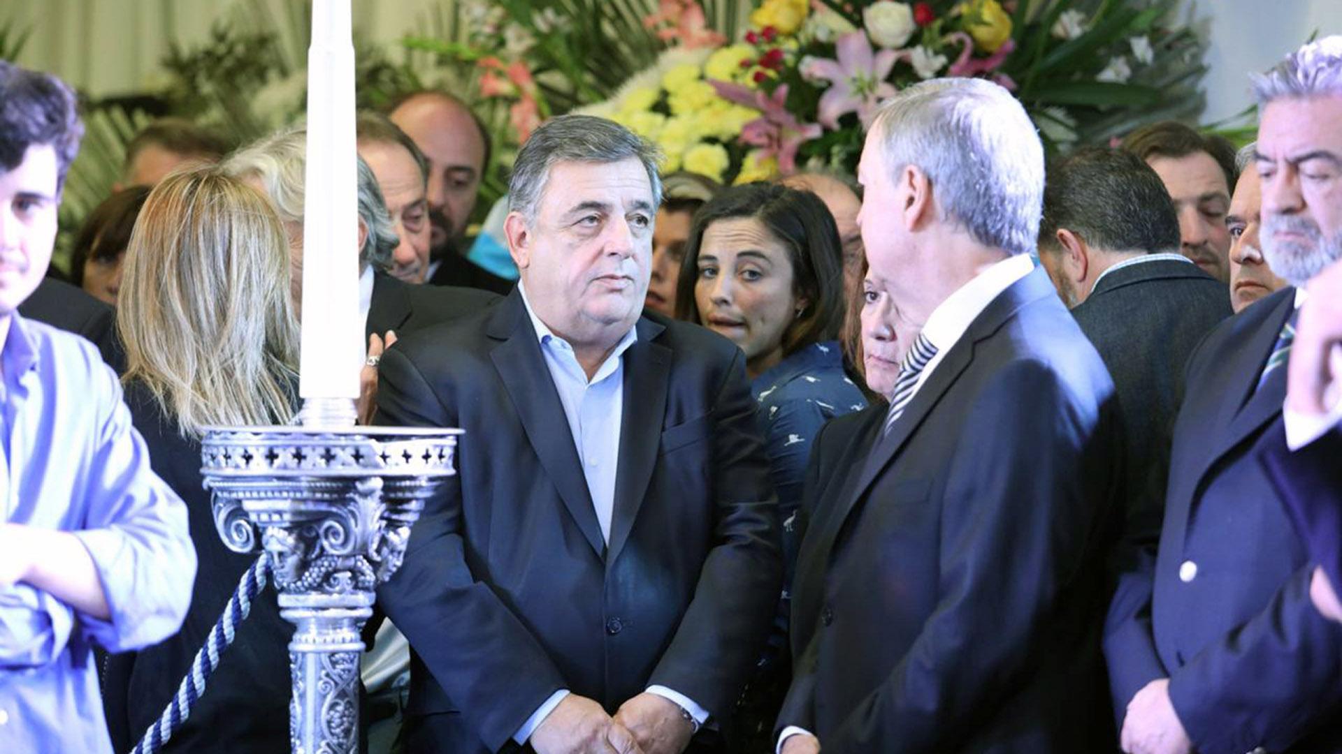 El diputado cordobés Mario Negri, presidente del interbloque de Cambiemos